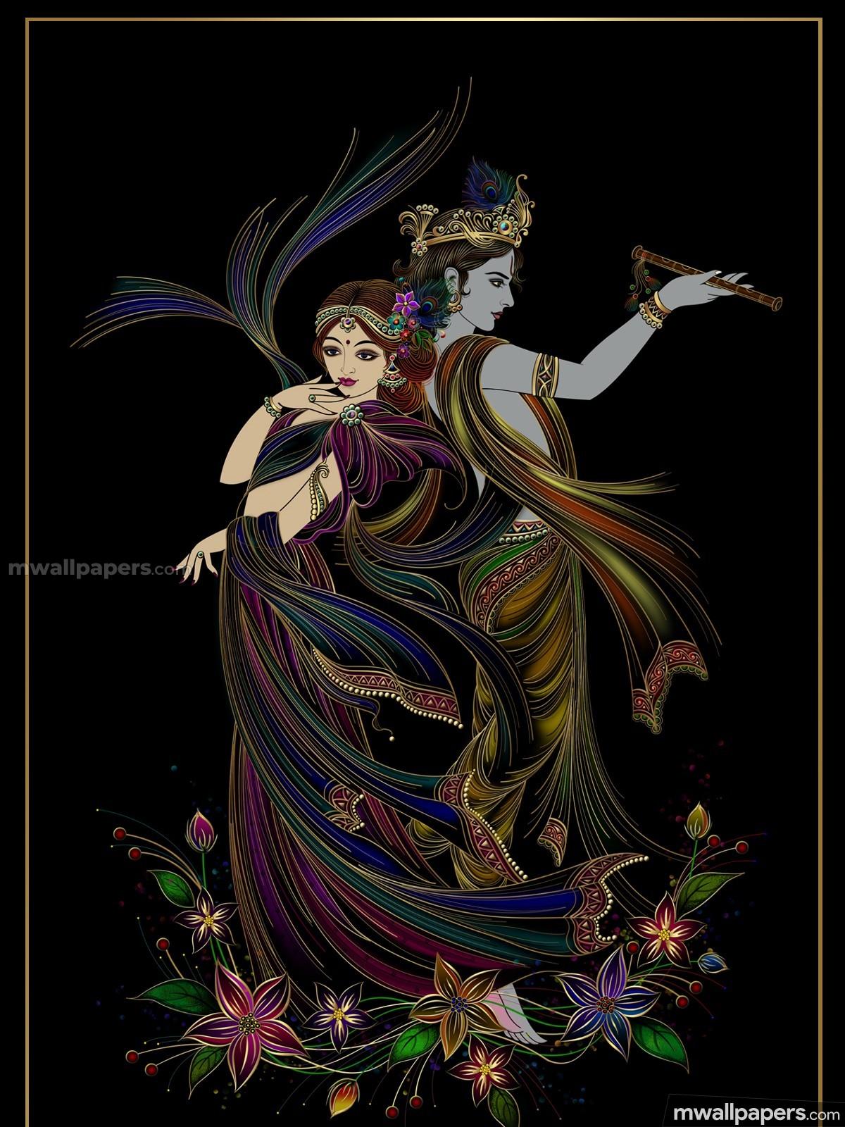 Radha Krishna Beautiful Hd Photos (15905) - Full Hd Radha Krishna - HD Wallpaper