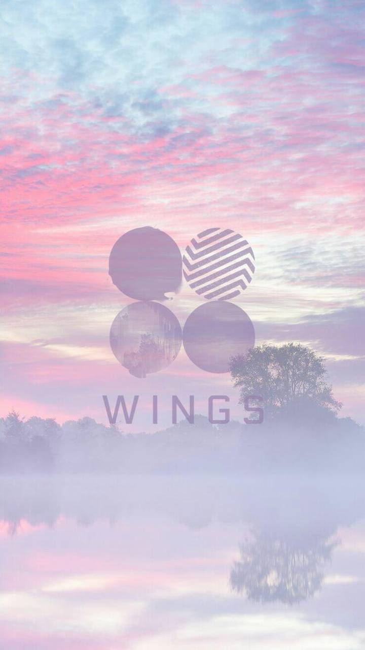 Bts Wings Wallpaper By Rosylover - Aesthetic Bts Wallpaper Iphone - HD Wallpaper