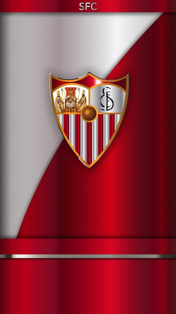 Sevilla Fc Wallpaper For Mobile 576x1024 Wallpaper Teahub Io
