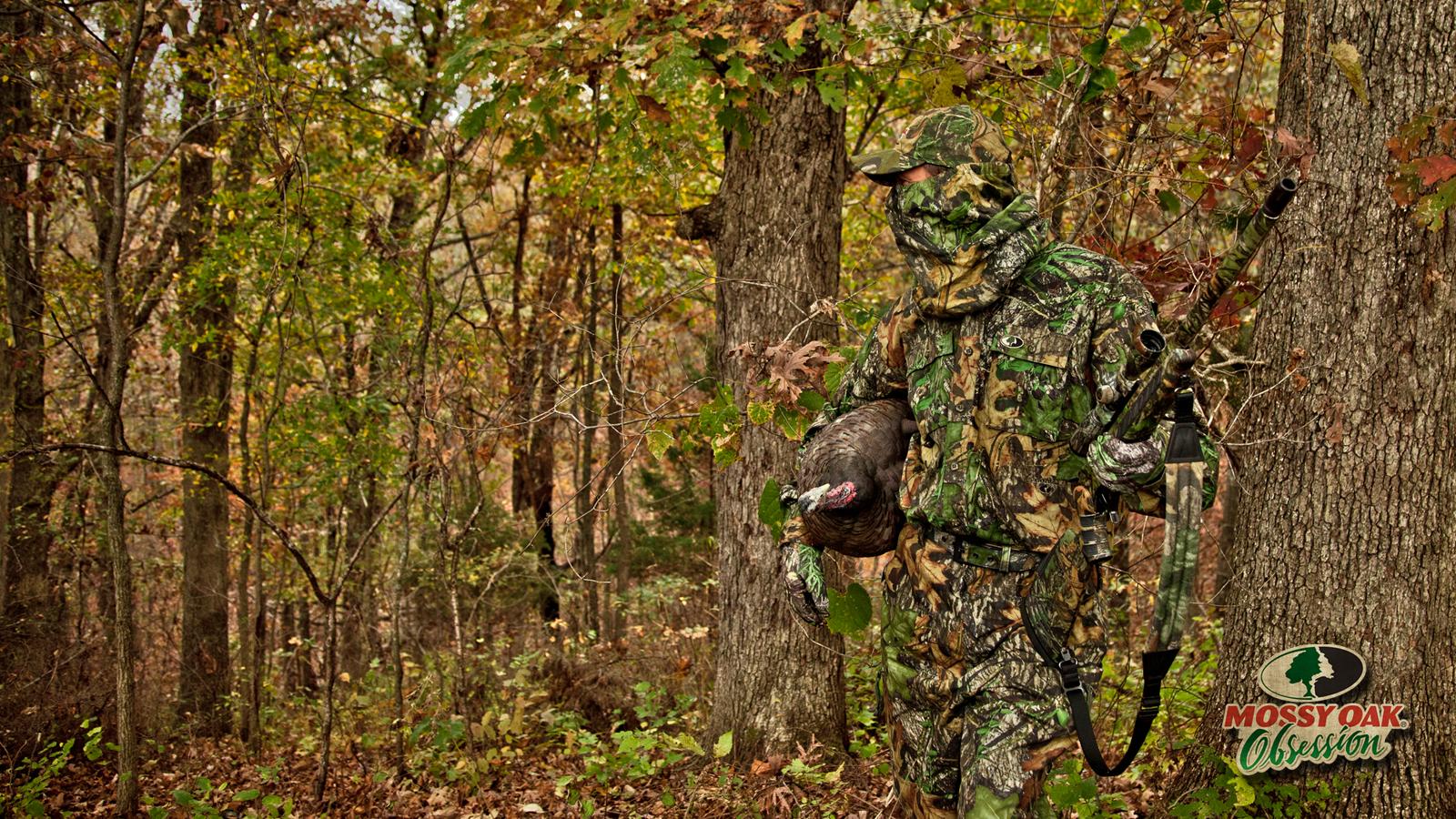 Mossy Oak Deer Hunting - HD Wallpaper