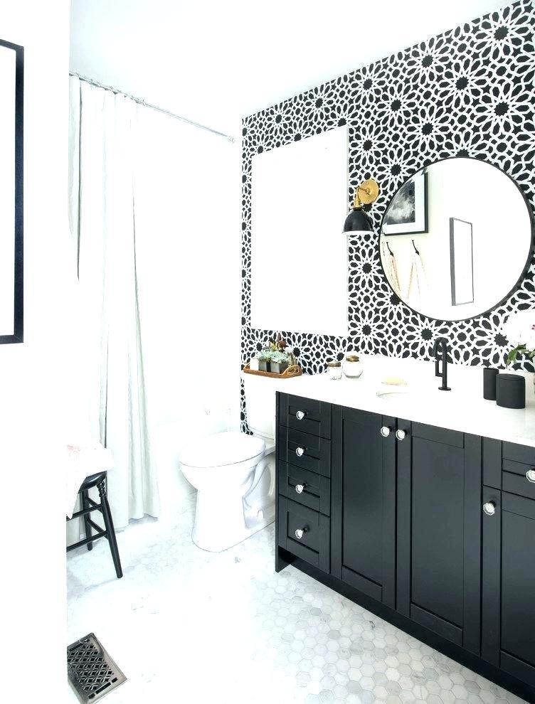 Modern Wallpaper For Small Bathrooms - HD Wallpaper