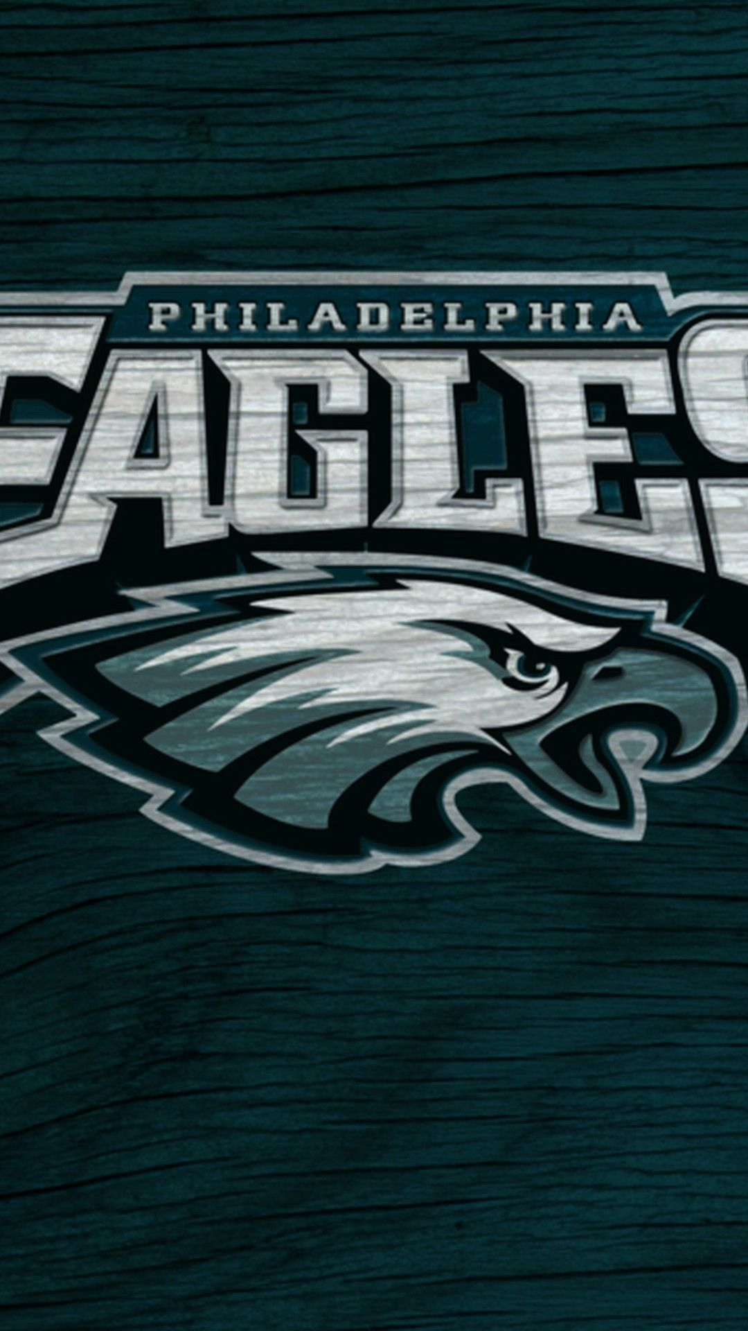 Wallpaper Phila Eagles Iphone Philadelphia Eagles 1080x1920 Wallpaper Teahub Io