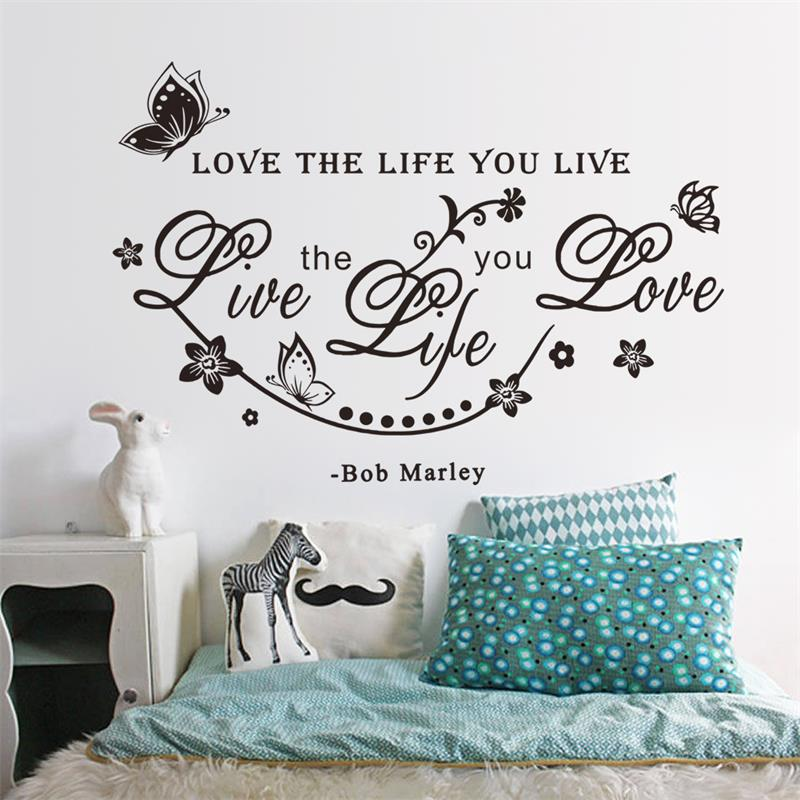 Love The Life You Live Live - HD Wallpaper