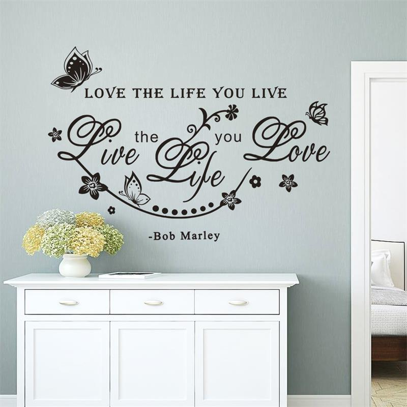 Aeproduct - Getsubject - Live The Life You Love Love The Life You Live Wall - HD Wallpaper