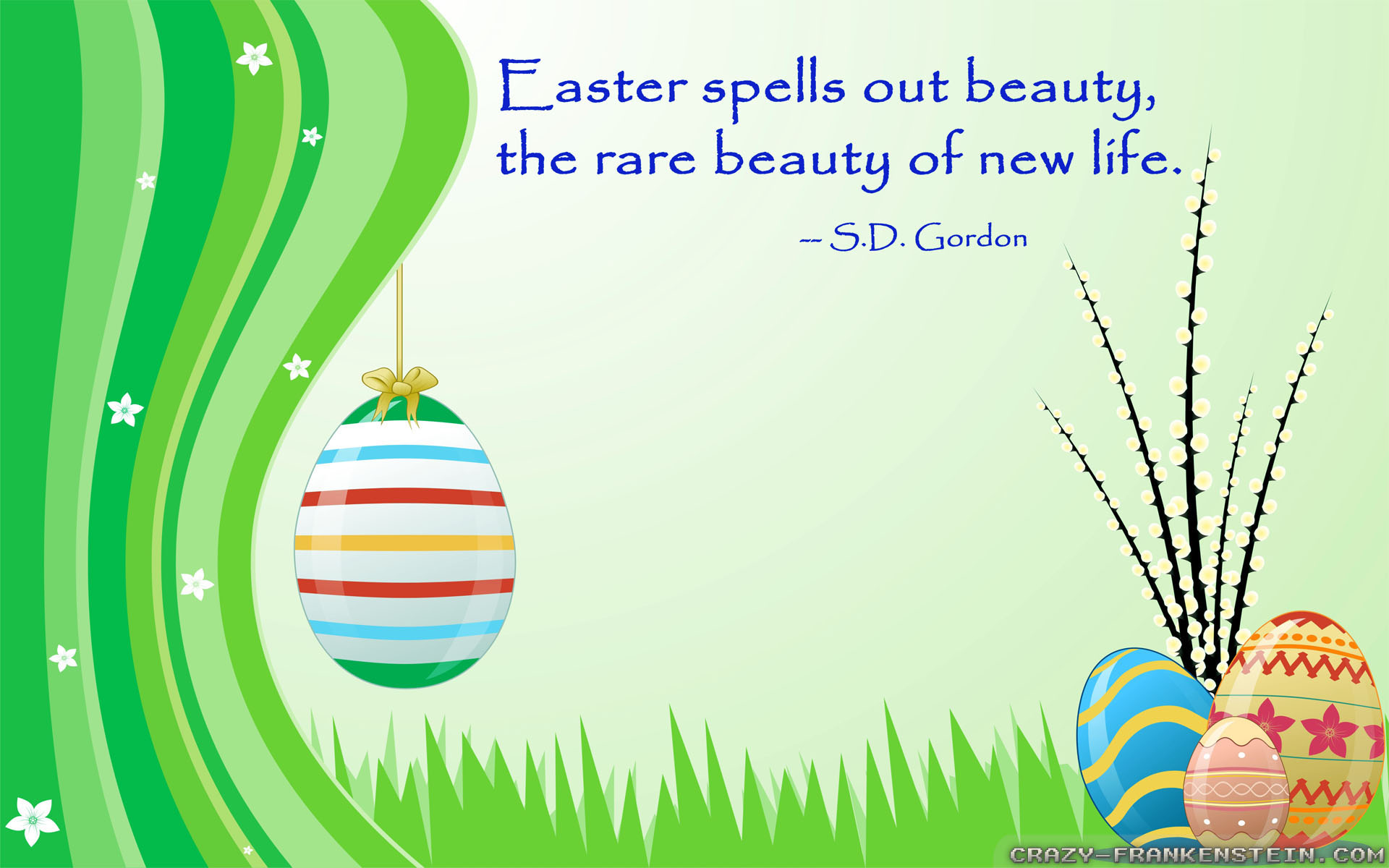 Quotes About Easter And Life - HD Wallpaper