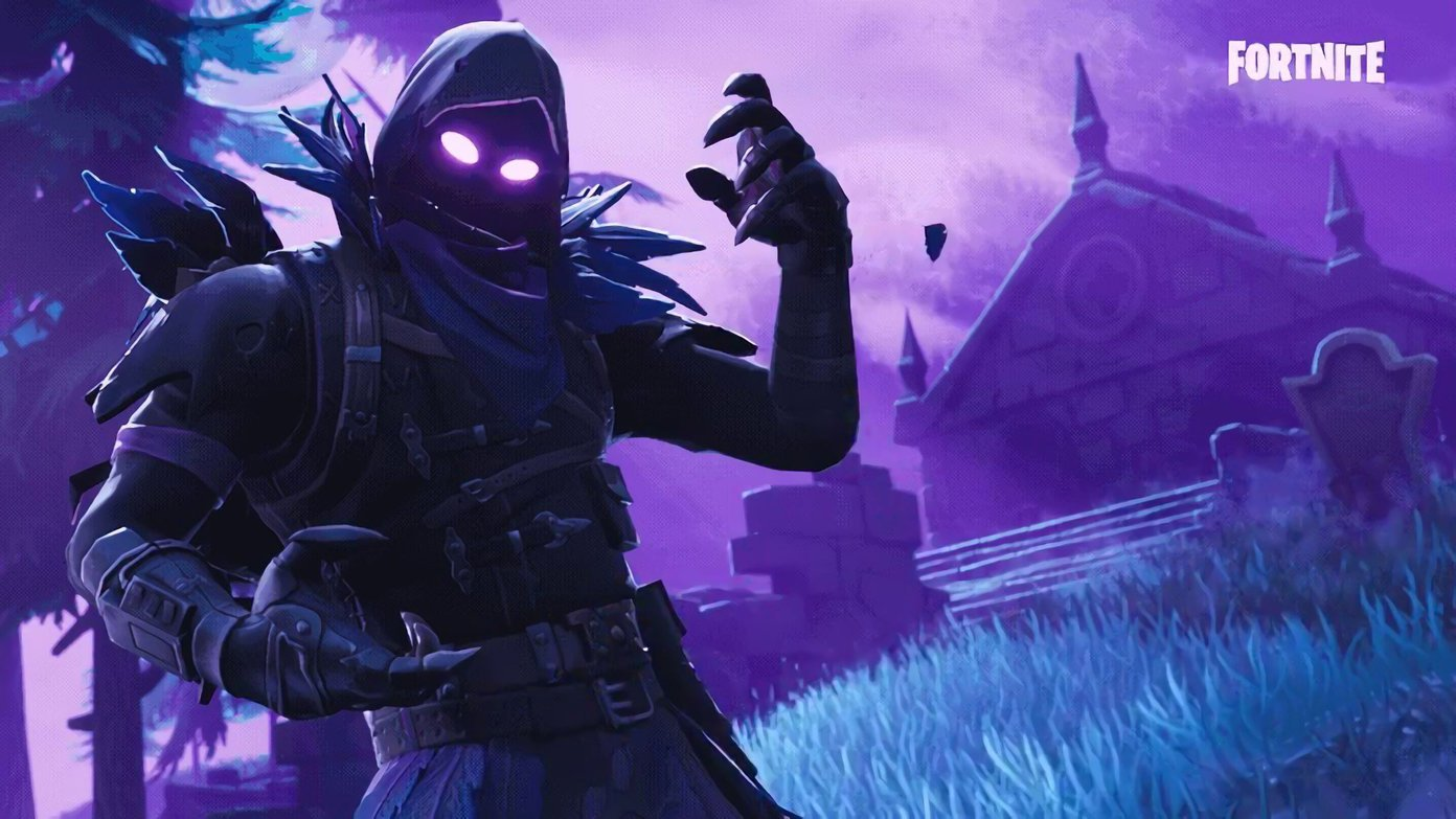 Best Fortnite Wallpapers Hd And 4 K For Pc Fortnite Raven Wallpaper 4k 1392x783 Wallpaper Teahub Io