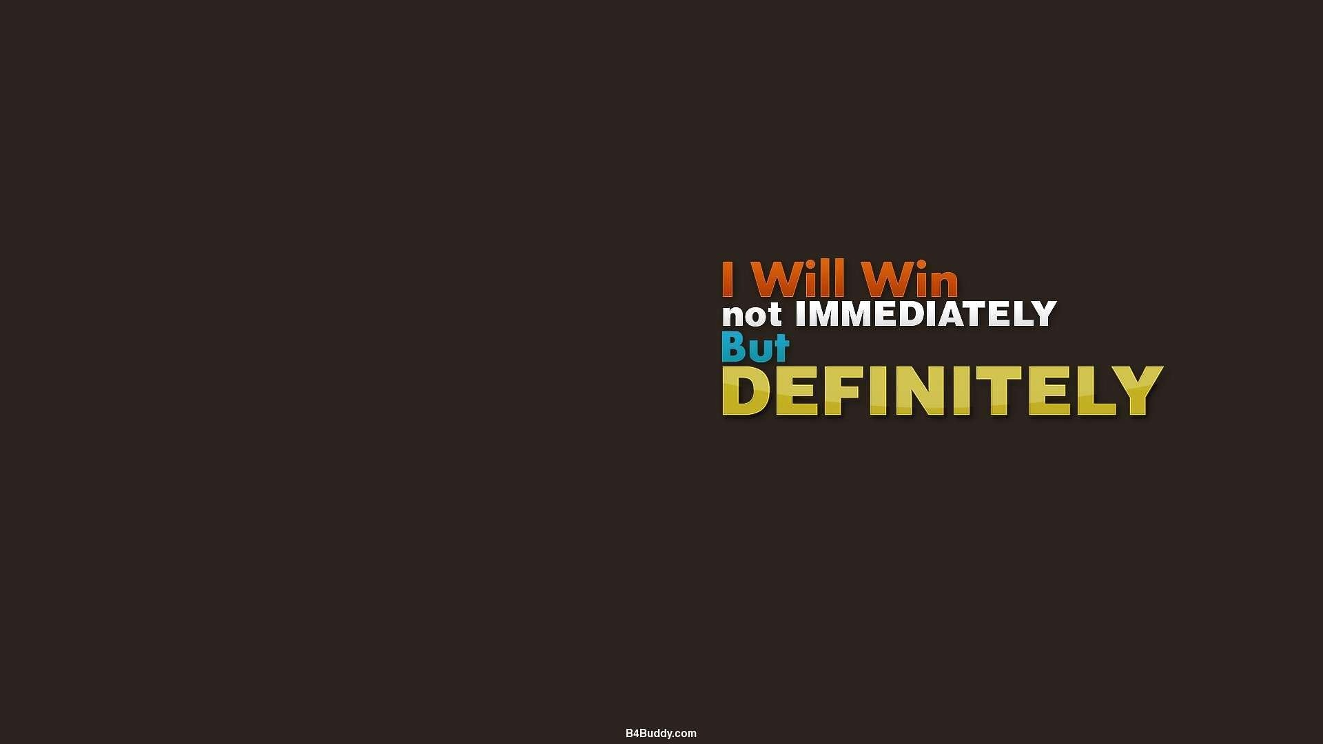 1920x1080, Iphone Wallpaper Hd Quotes Awesome I Will - Hd Wallpapers Motivational - HD Wallpaper