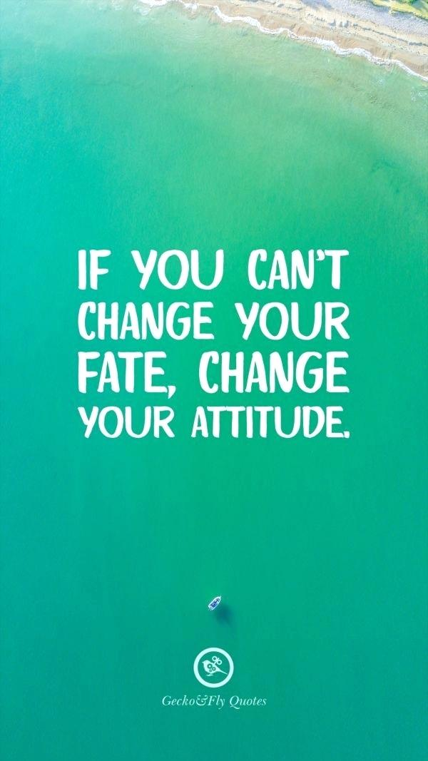 Hd Wallpapers With Attitude Quotes If You Cant Change - Poster - HD Wallpaper