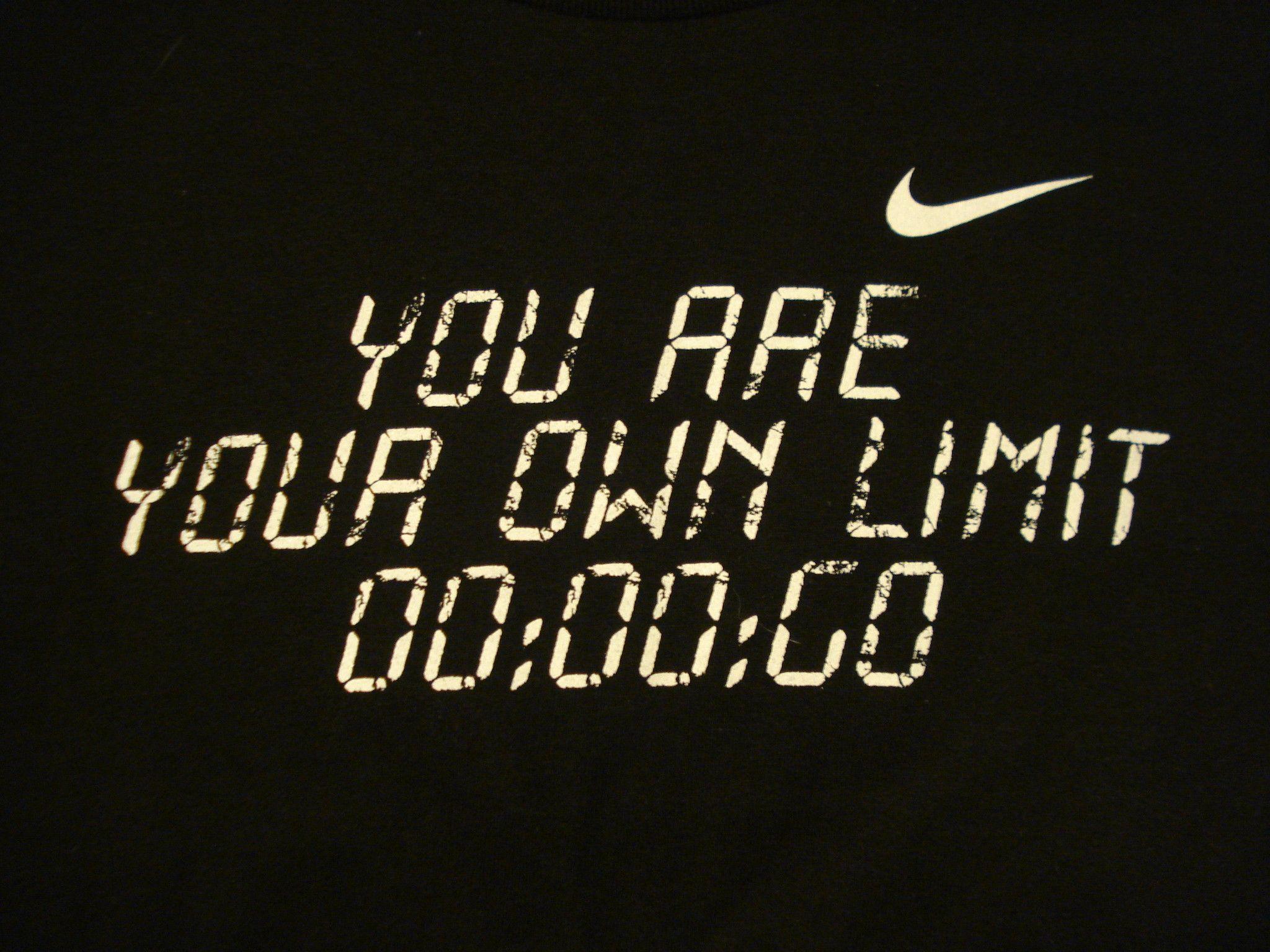 Nike Quotes Wallpaper Hd For Desktop Wallpaper 2048 - Motivational Wallpapers Nike - HD Wallpaper