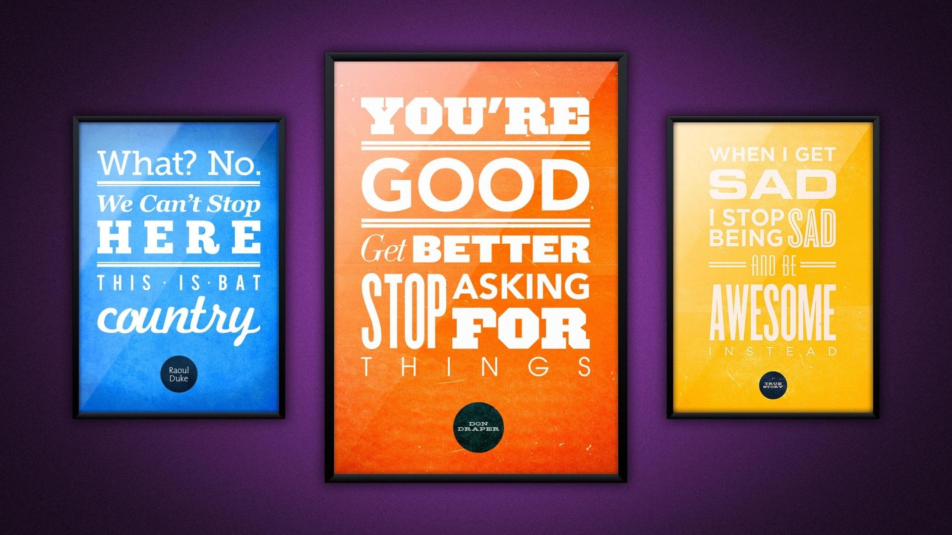 Inspirational Wallpaper Pc Hd - HD Wallpaper