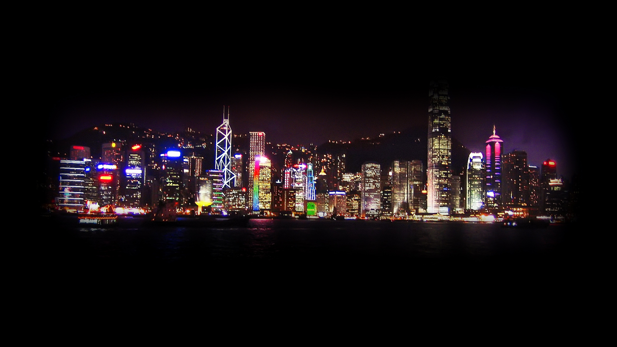 12 Best Of Cool Backgrounds For Youtube Channel Art Victoria Harbour 2560x1440 Wallpaper Teahub Io