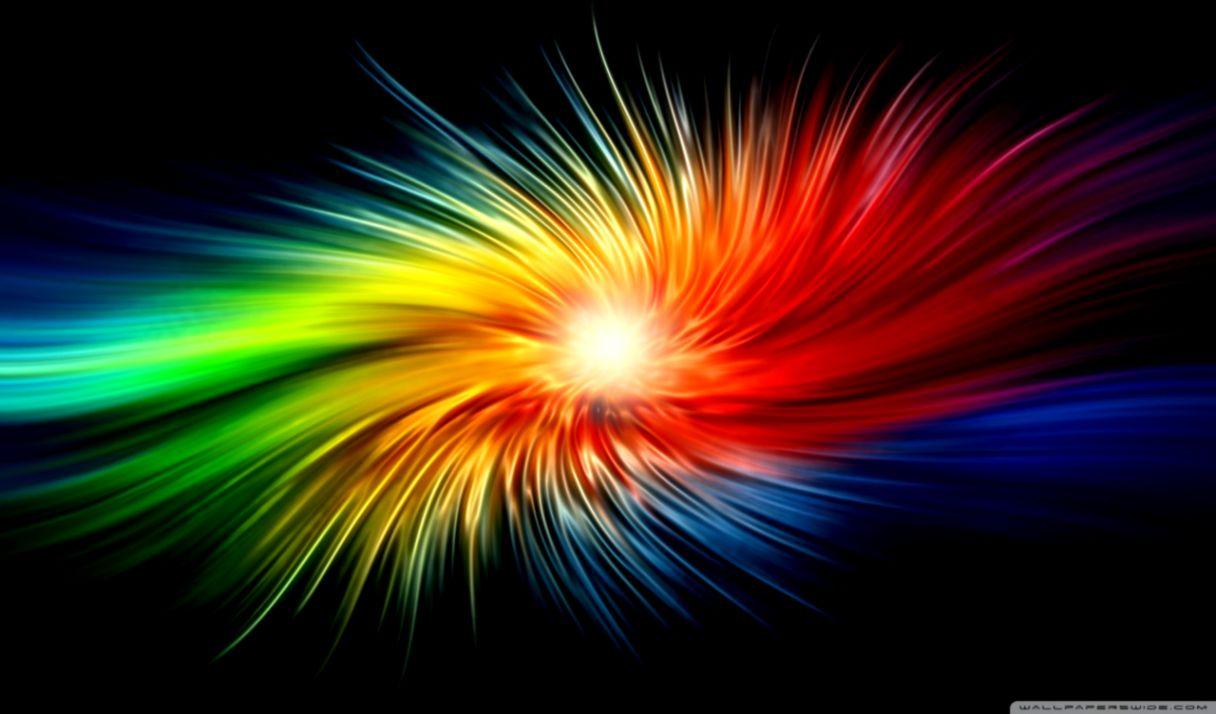 Colors Splash ❤ 4k Hd Desktop Wallpaper For 4k Ultra - Colors Images Download - HD Wallpaper