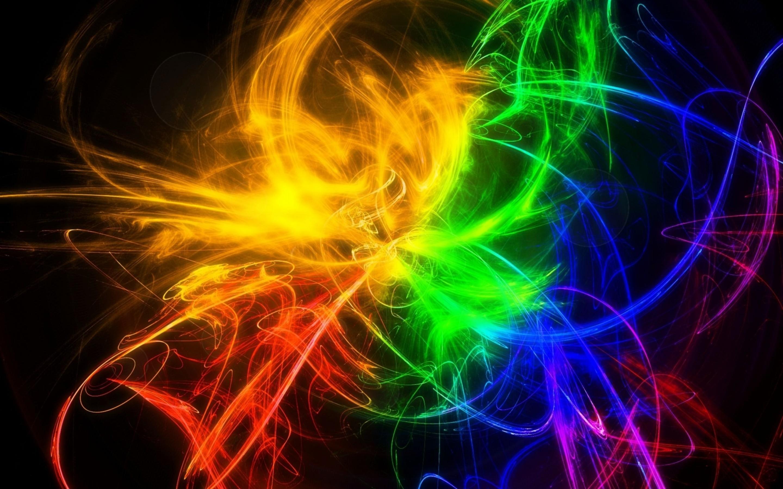 Colorful Smoke Backgrounds Wallpaper Hd - Smoke Colorful Gif Backgrounds - HD Wallpaper