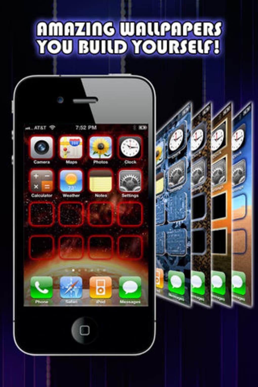 Home Screen Wallpaper Maker - Best Iphone 5 Home Screen - HD Wallpaper