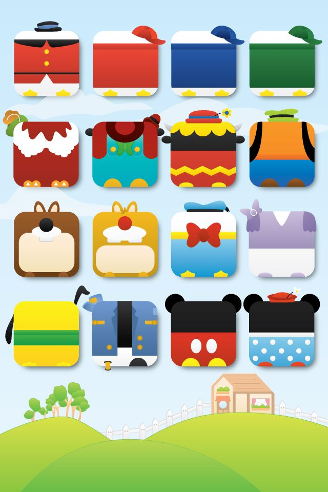 Iphone Home Screen Background - Home Screen Disney Backgrounds - HD Wallpaper