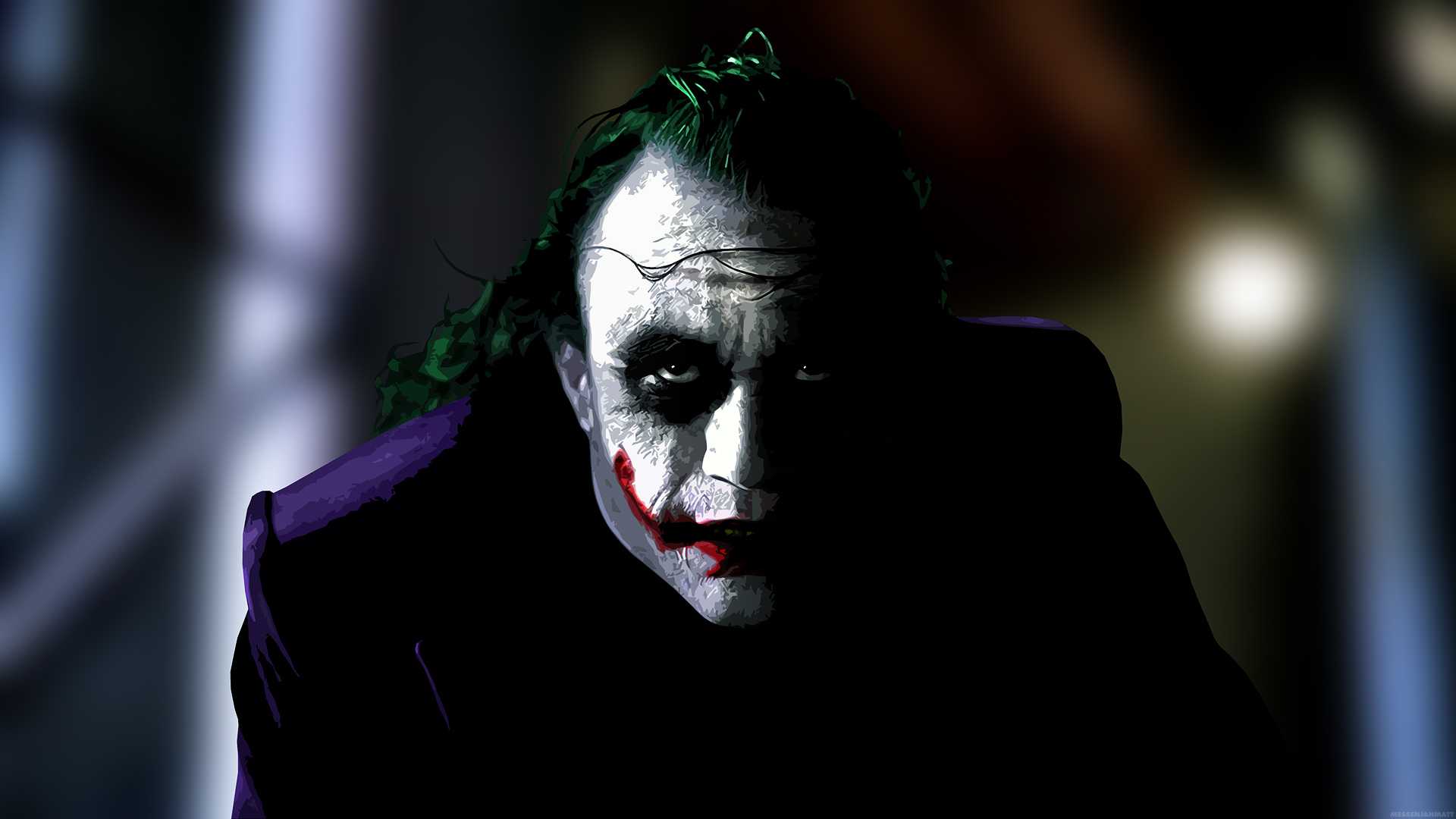 The Joker Full Hd Wallpaper High Resolution Jokers Hd 1920x1080 Wallpaper Teahub Io