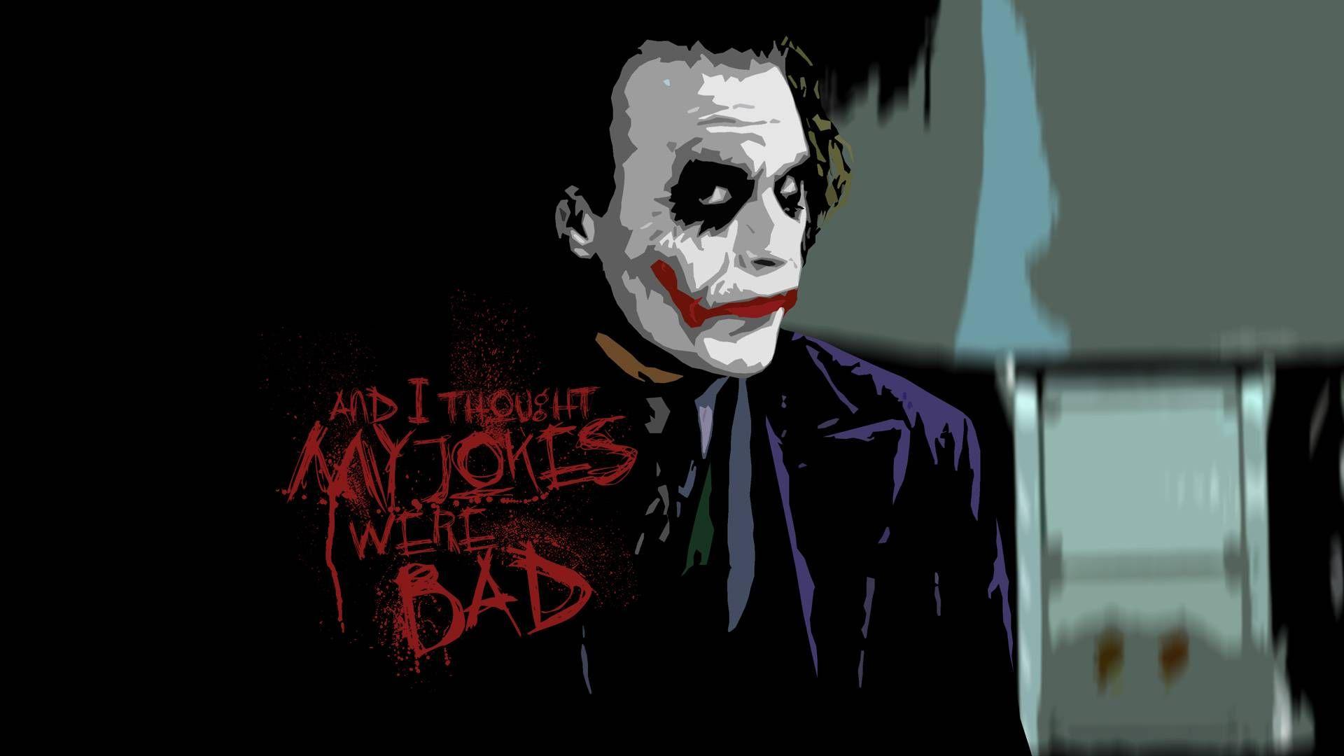 Dark Knight Joker Wallpaper 4k 1920x1080 Wallpaper Teahub Io