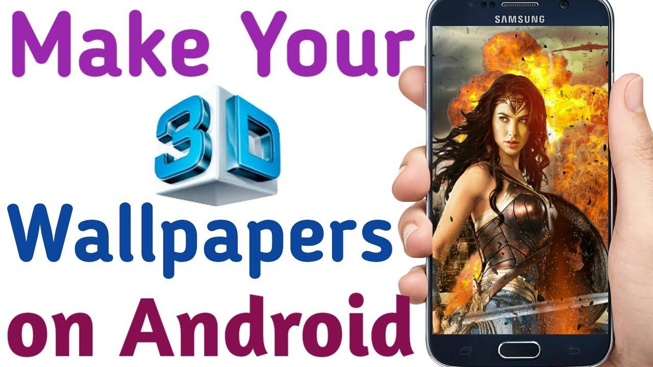 Samsung 3d Wallpaper Teahub