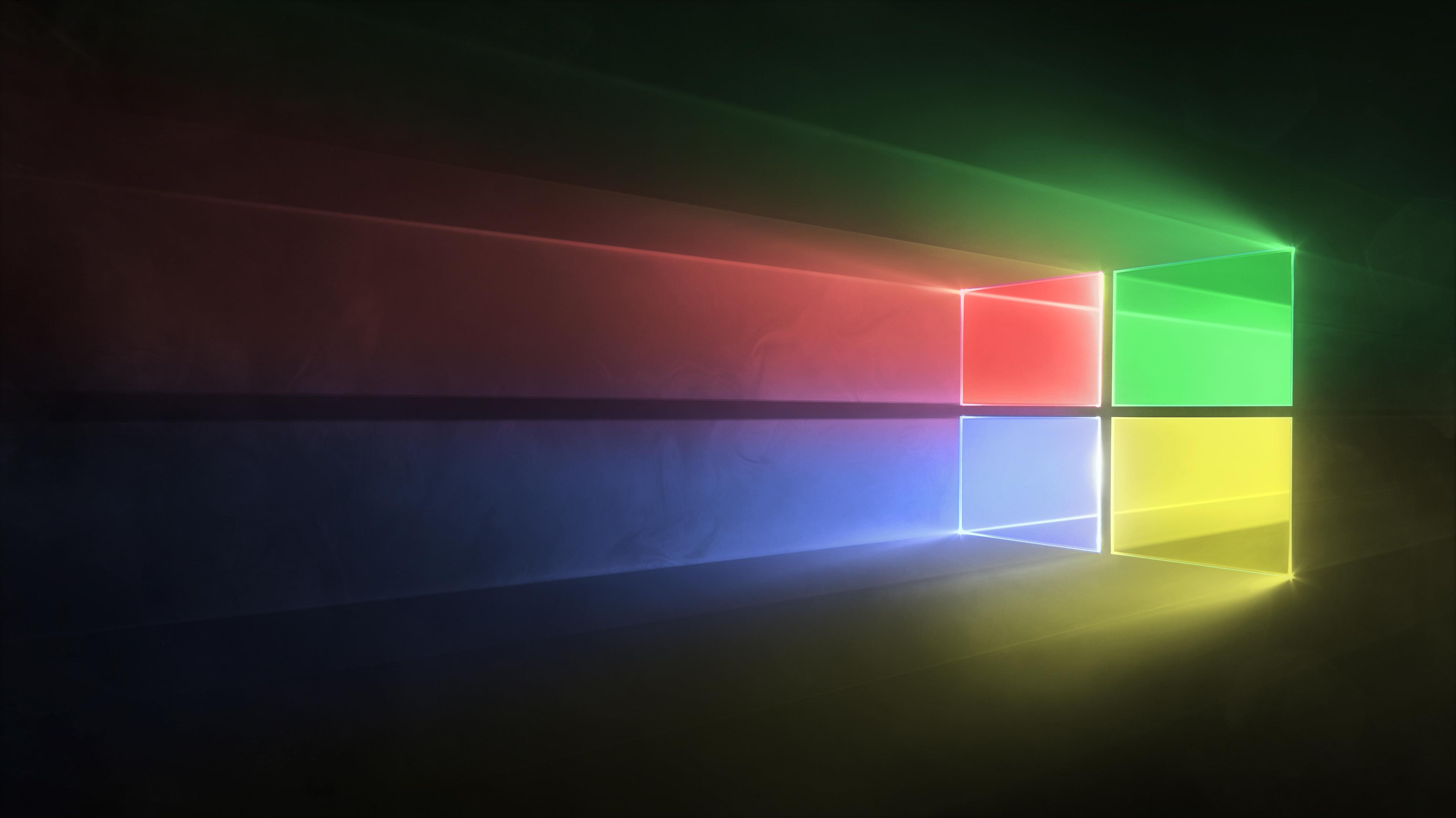 Windows 10 Wallpaper Color - HD Wallpaper