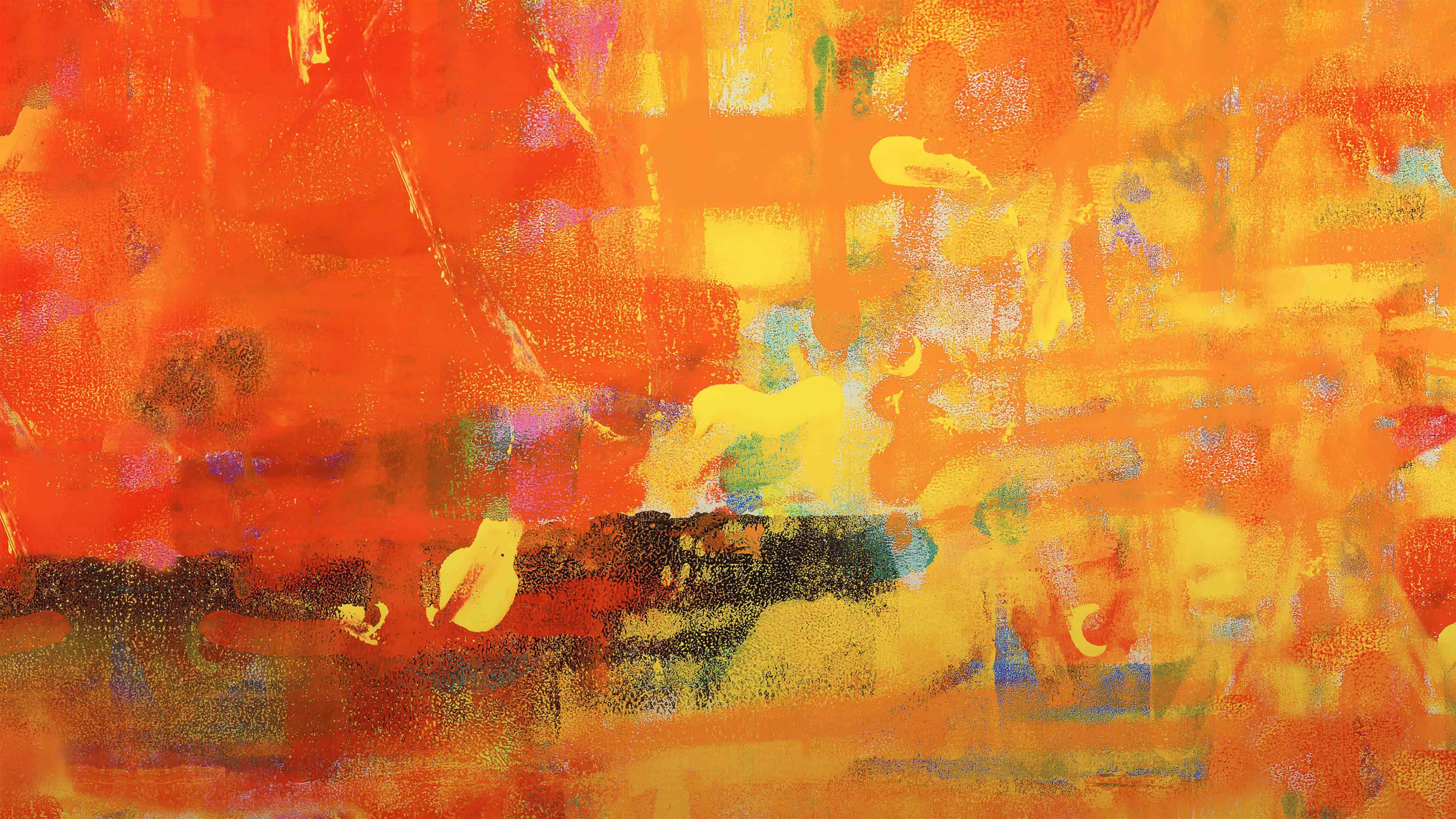 Abstract Painting Uhd 4k Wallpaper - Abstract Painting 4k - HD Wallpaper