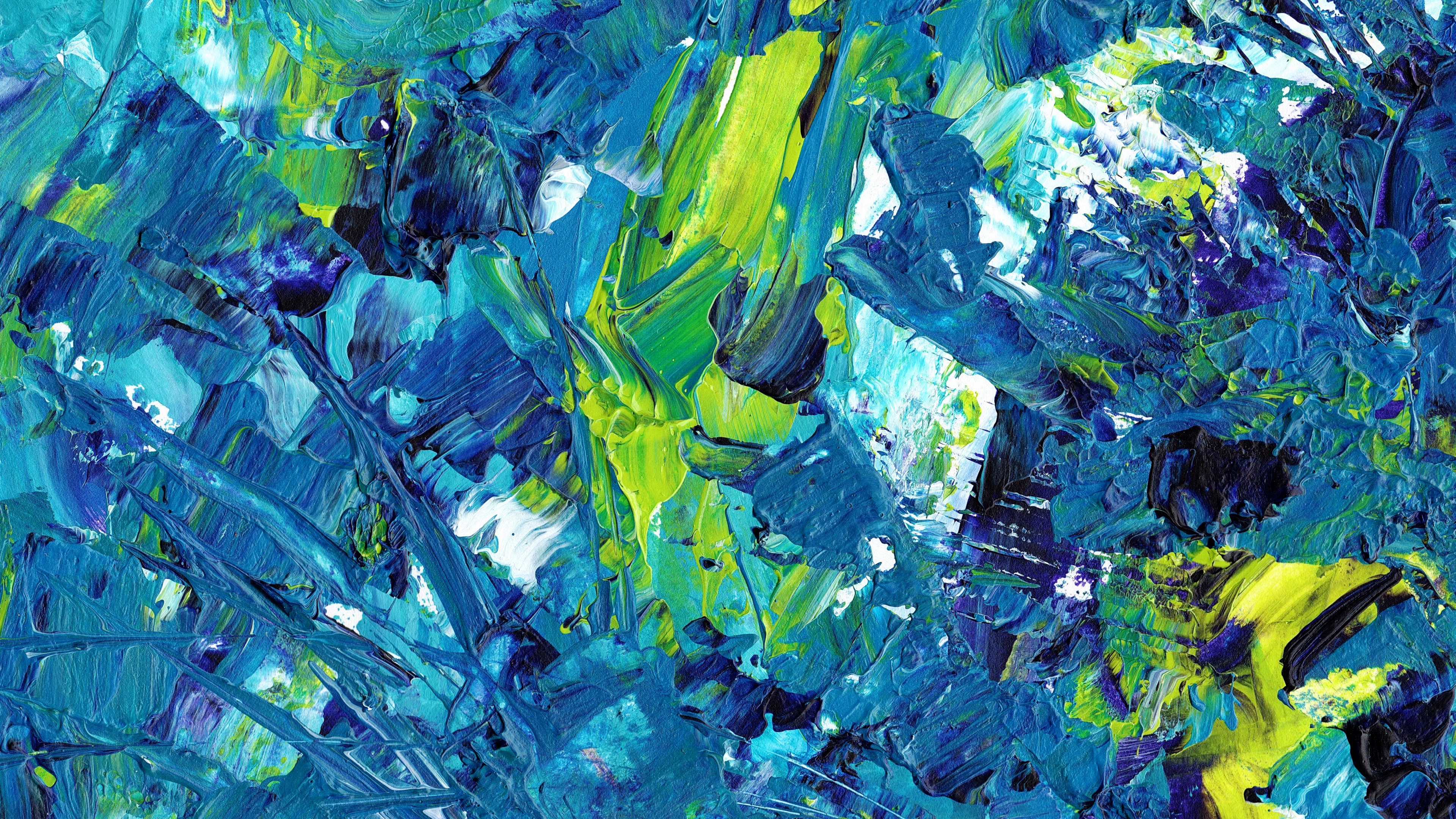 Wallpaper Acrylic, Paint, Primer, Stains - Paint Wallpapers 4k - HD Wallpaper