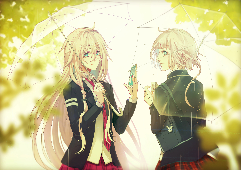 Anime Short Blonde Hair 1500x1061 Wallpaper Teahub Io