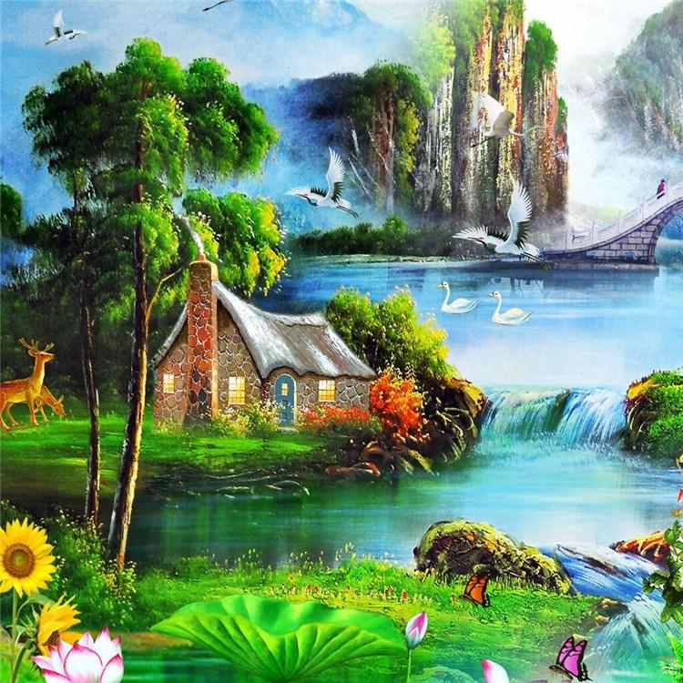 Most Beautiful Scenery Of Nature - HD Wallpaper