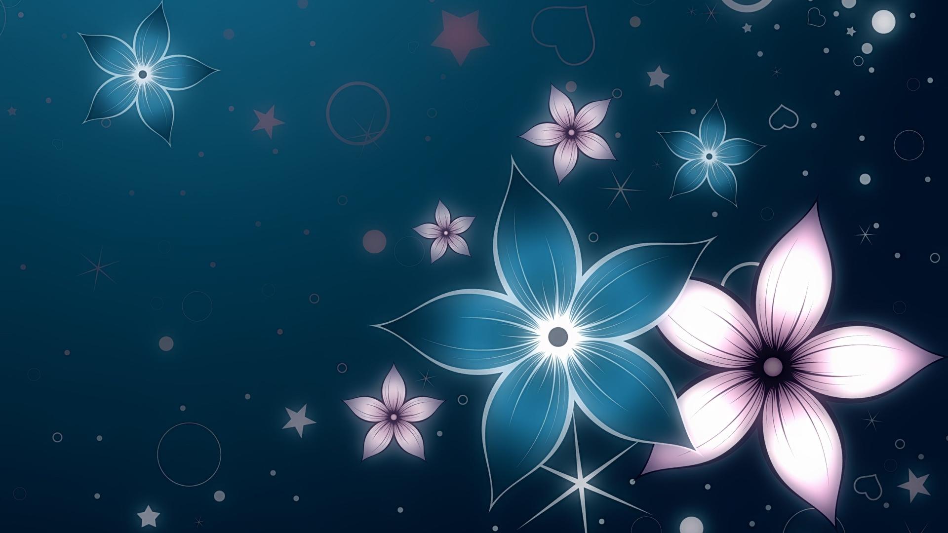 High Resolution Flower Background ...