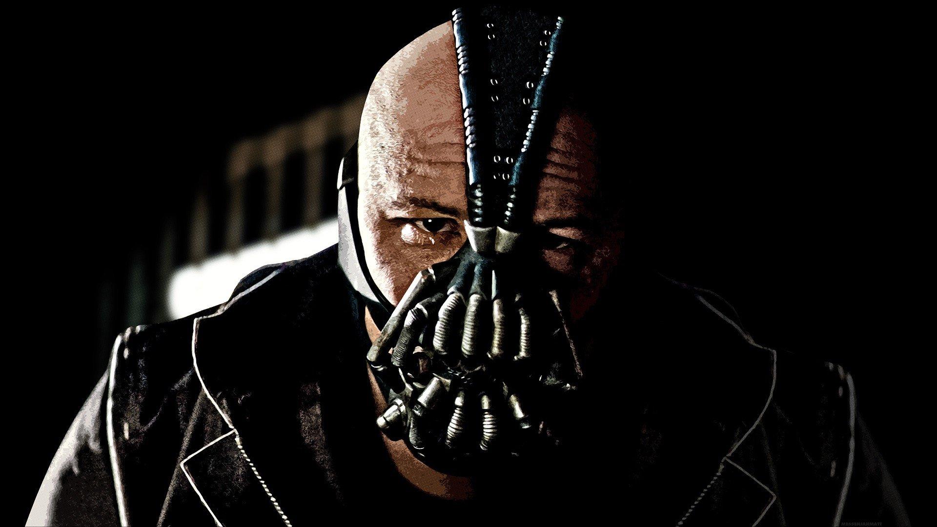 High Resolution The Dark Knight Rises Full Hd Wallpaper - Dark Knight Rises  Bane - 1920x1080 Wallpaper - teahub.io