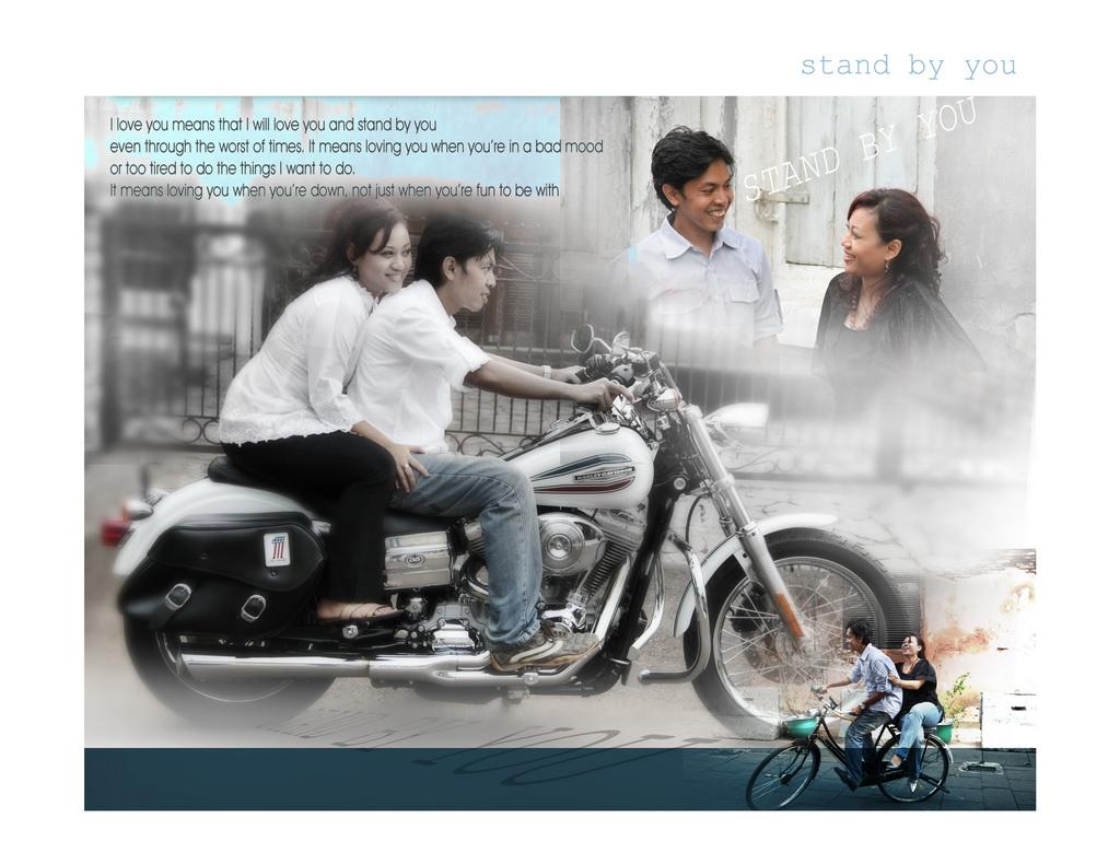 Foto Prawedding Pelaut Untuk Dp Bbm Souvenir Pernikahan - Cruiser - HD Wallpaper