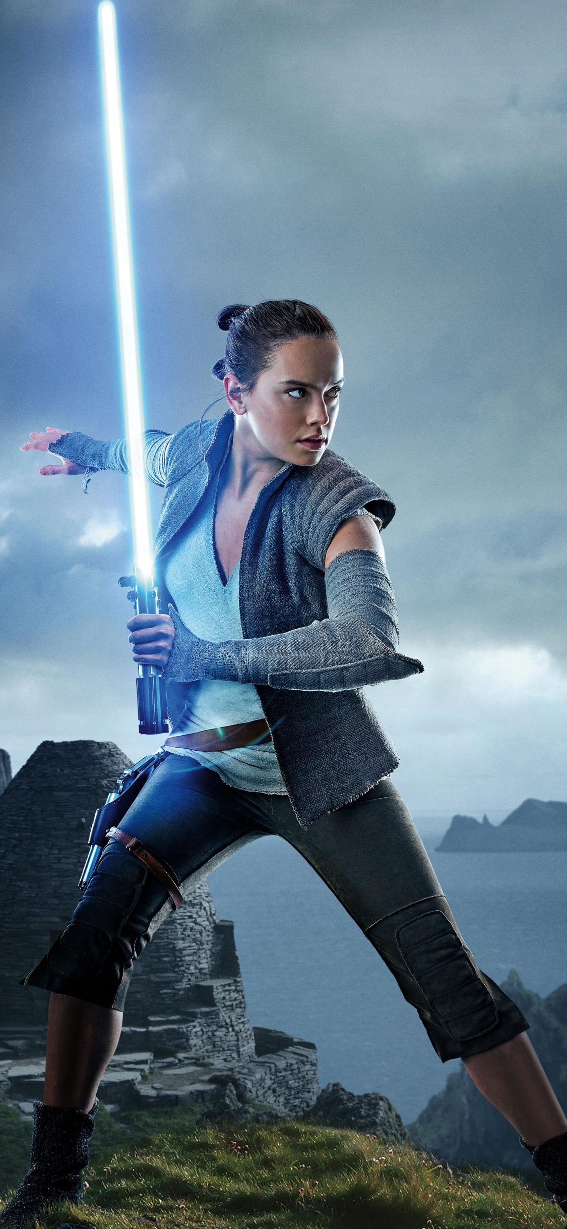 Rey Star Wars Star Wars The Rise Of Skywalker Rey 1125x2436 Wallpaper Teahub Io