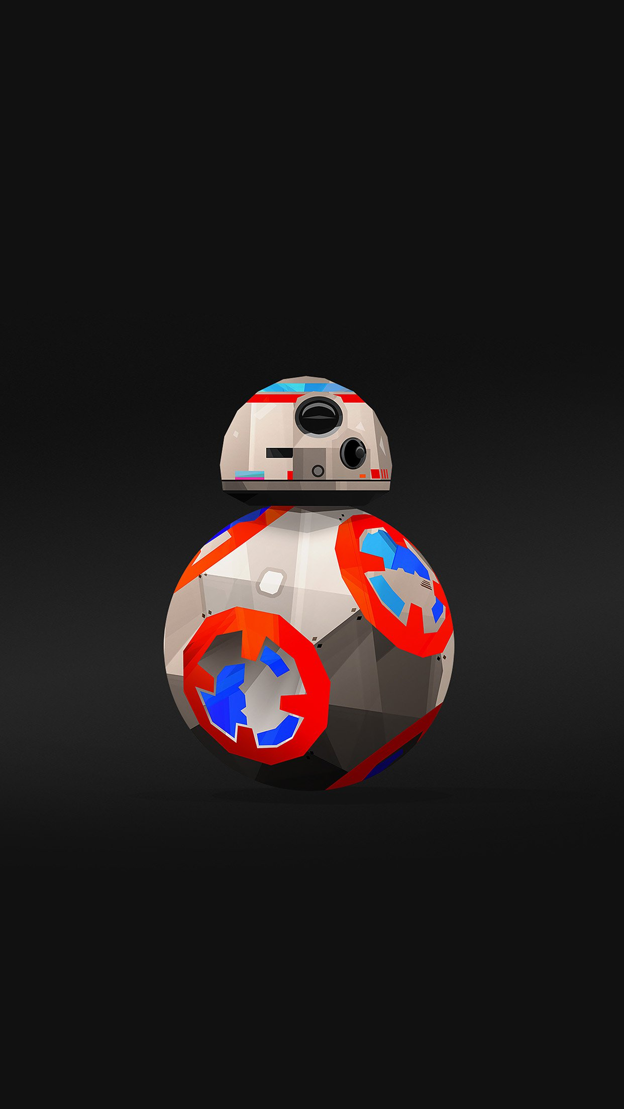 Bb 8 Droid Starwars Robot Art Film Android Wallpaper Best Star Wars Wallpapers Iphone 1242x2208 Wallpaper Teahub Io