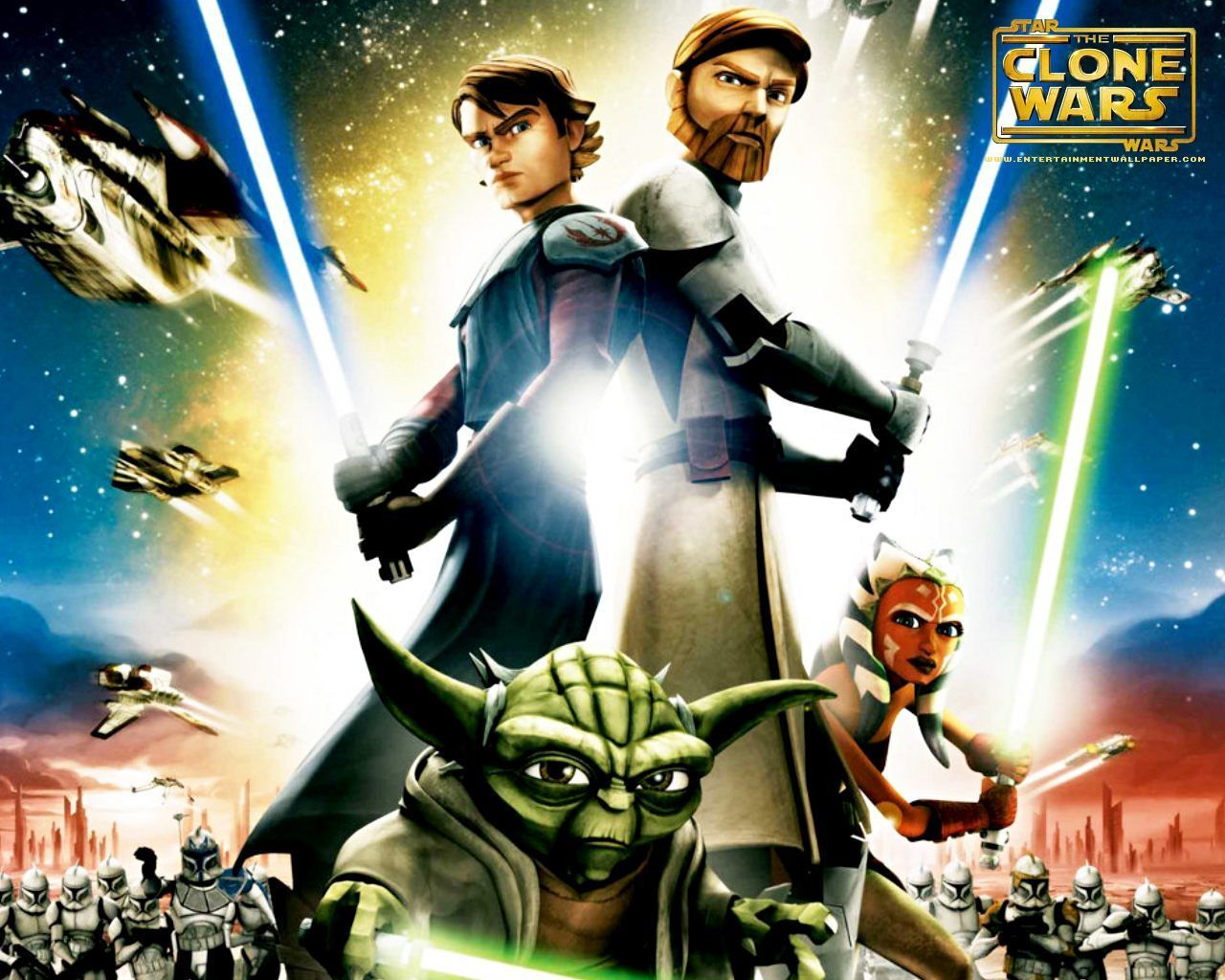 Clone Wars Star Wars The Clone Wars Tv 1280x1024 Wallpaper Teahub Io