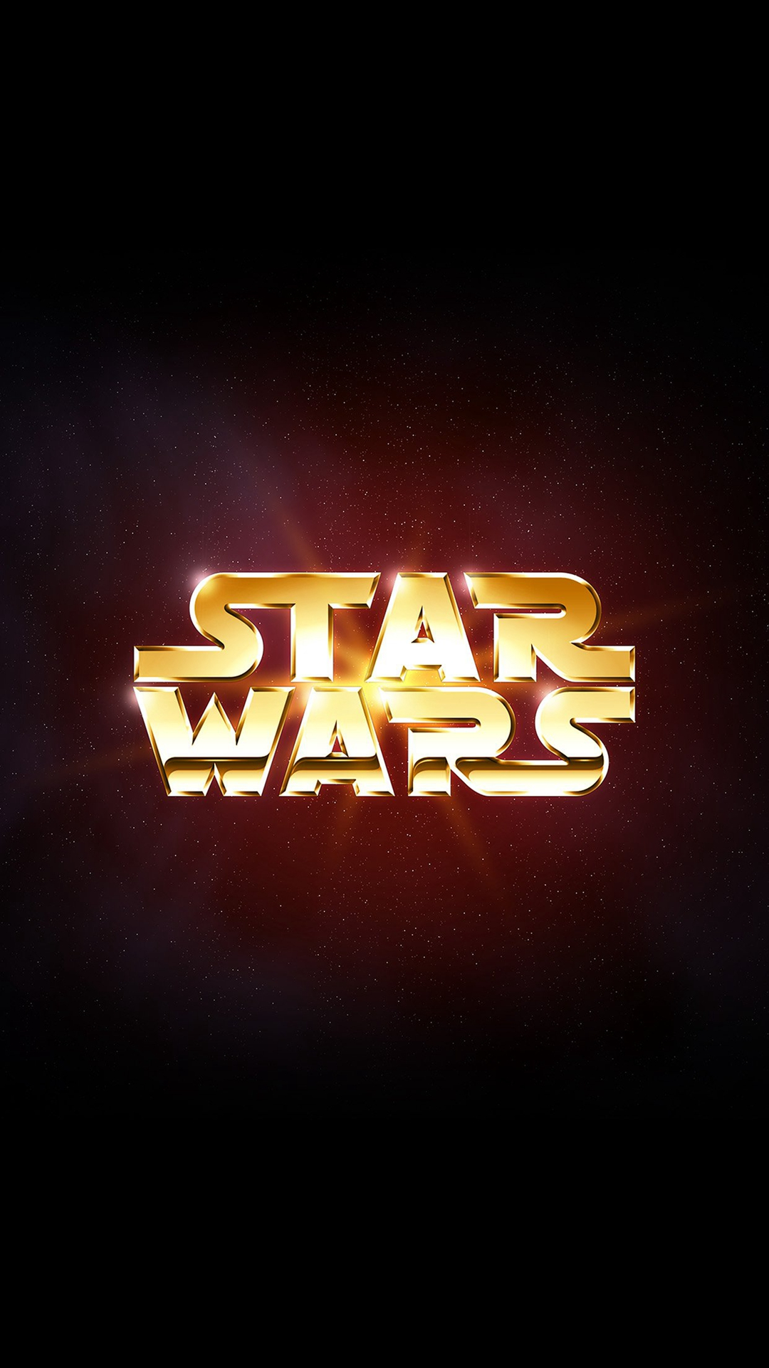 Star Wars Logo Iphone 6 1080x1920 Wallpaper Teahub Io