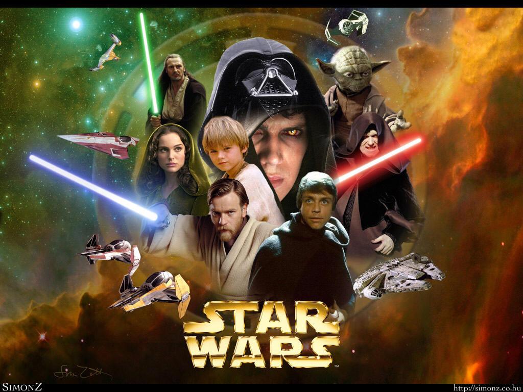Anakin Et Padme Star Wars 1024x768 Wallpaper Teahub Io