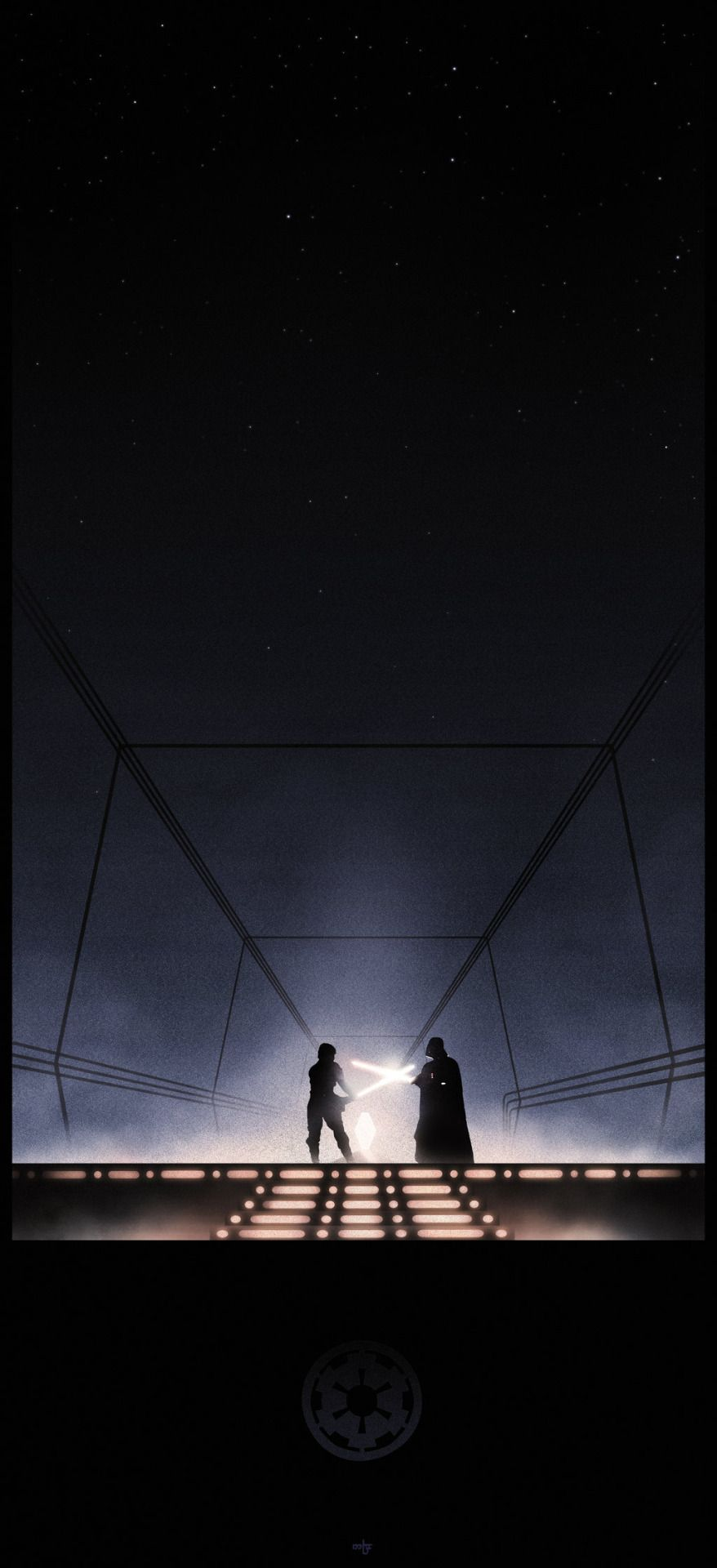 Empire Strikes Back Wallpaper Iphone 878x1920 Wallpaper Teahub Io