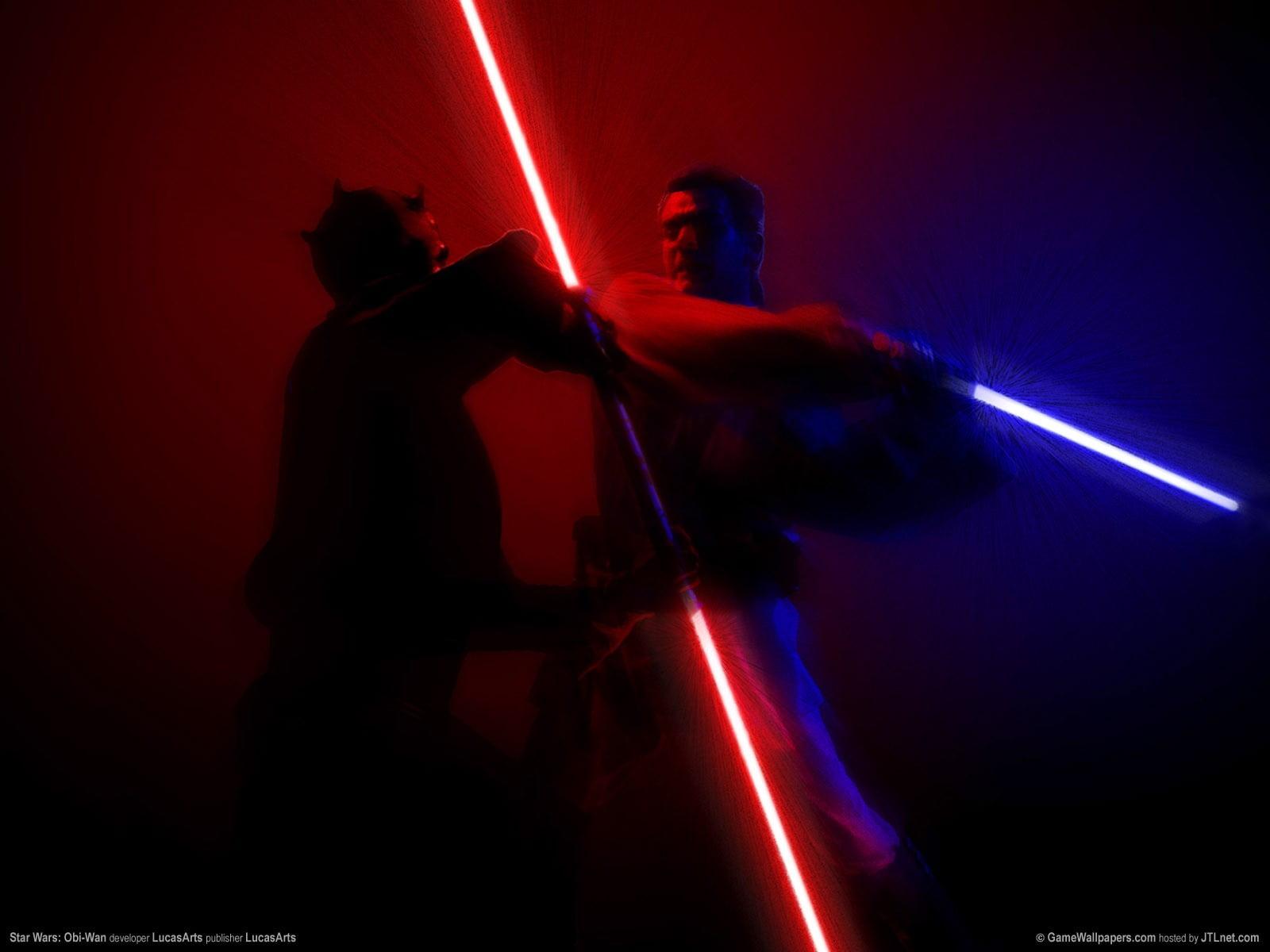 Star Wars Wallpaper Hd Obi Wan 1600x1200 Wallpaper Teahub Io