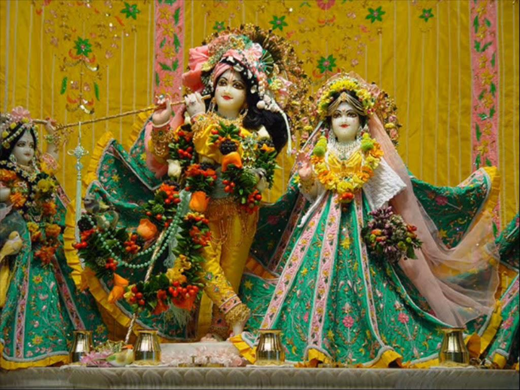 Beautiful Images Of Lord Krishna - HD Wallpaper