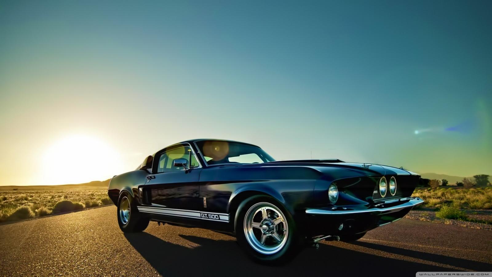 Ford Mustang 1967 Wallpaper Hd 1600x900 Wallpaper Teahub Io