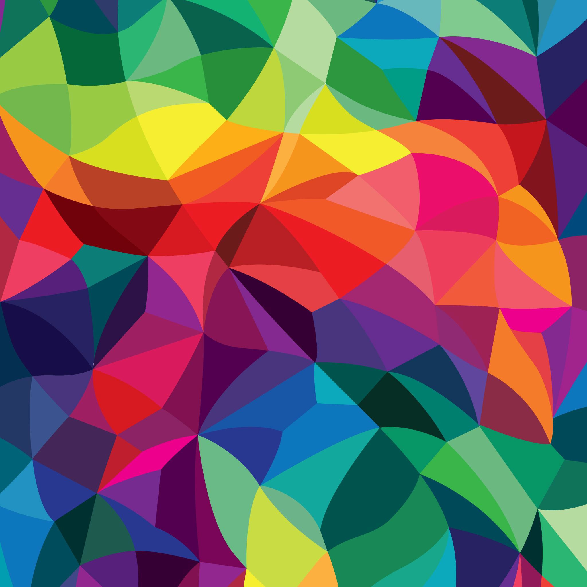 2048x2048, Colors Hd Wallpaper   Data Id 295280   Data - Abstract Shapes And Colors - HD Wallpaper