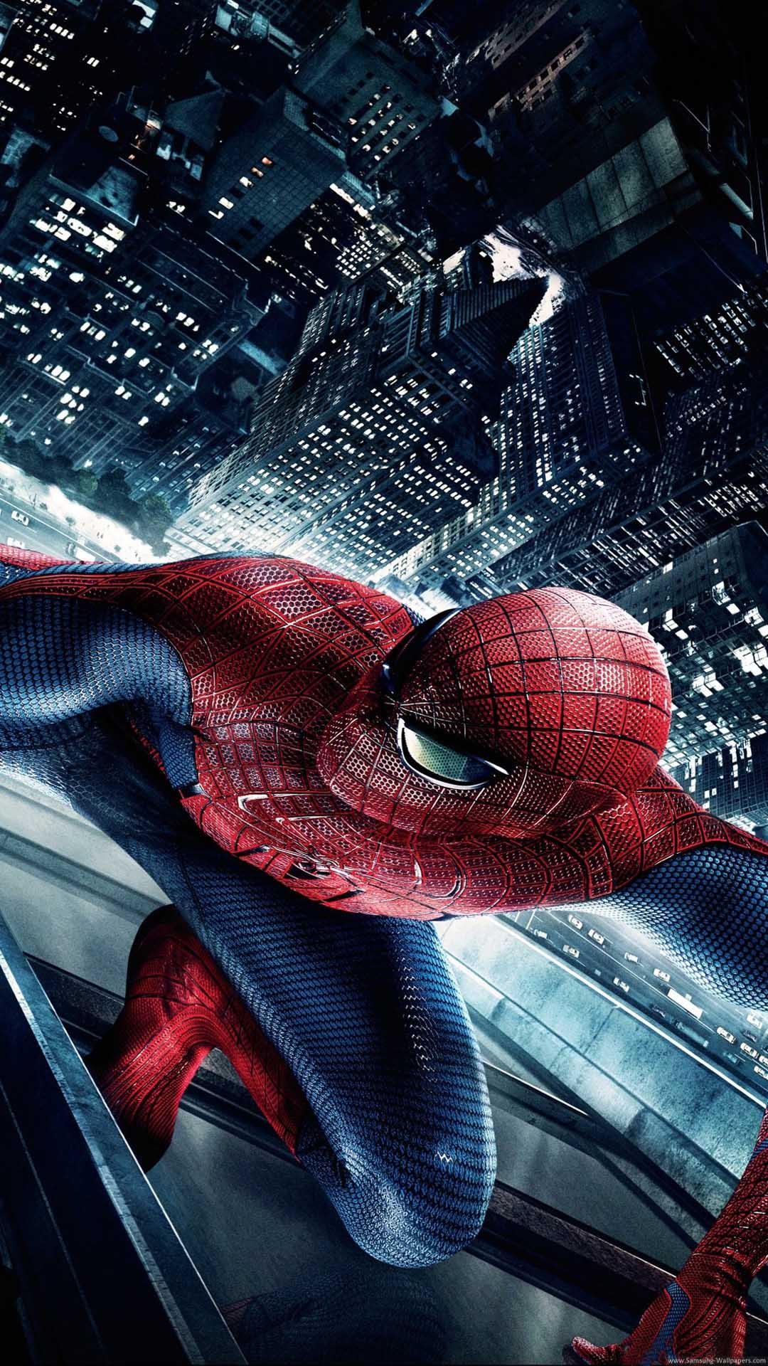 Spider Man Desktop Samsung Galaxy S4 Wallpaper - Desktop Wallpapers Spiderman Full Hd - HD Wallpaper