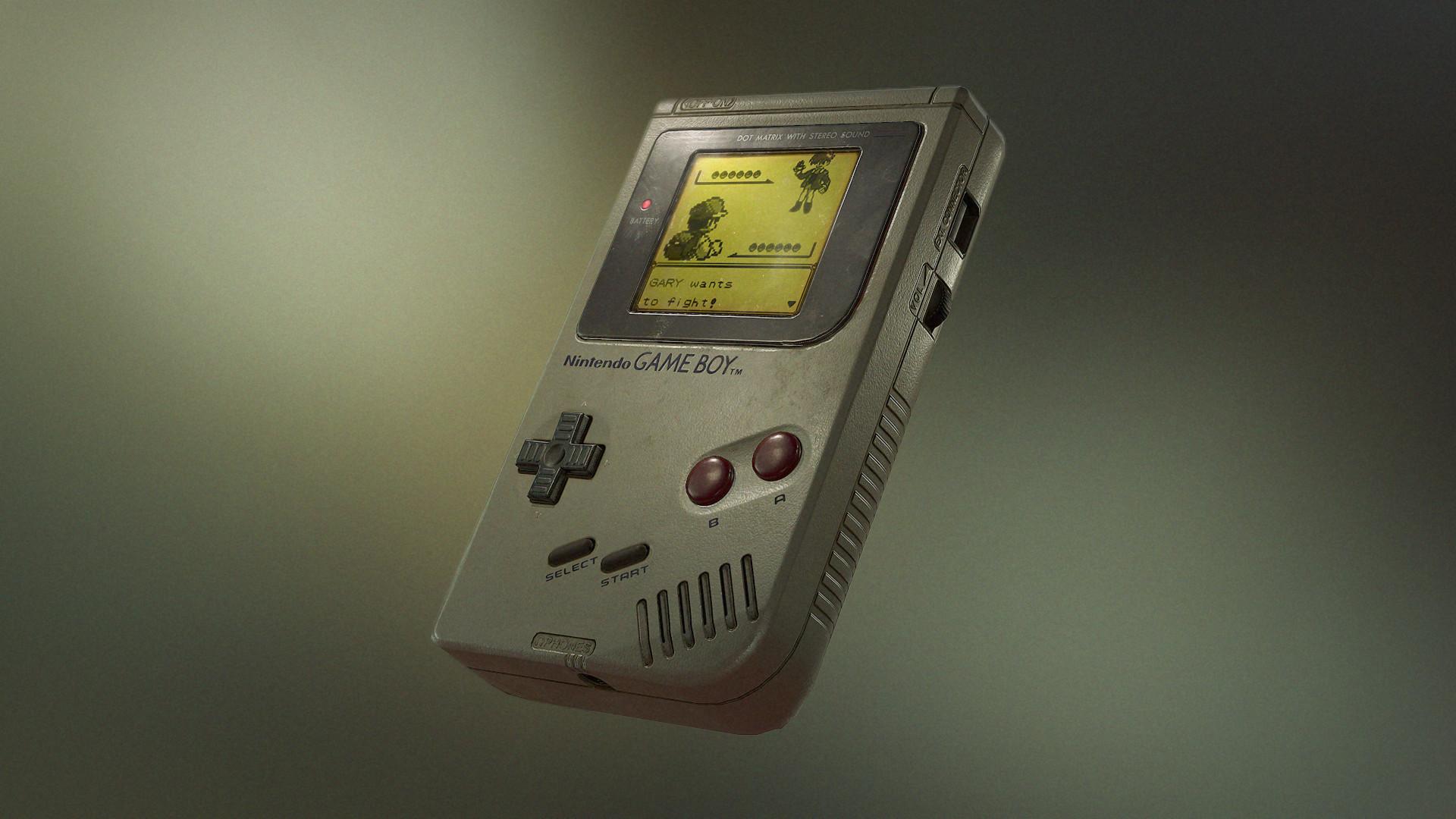 Nintendo Game Boy Hd - HD Wallpaper