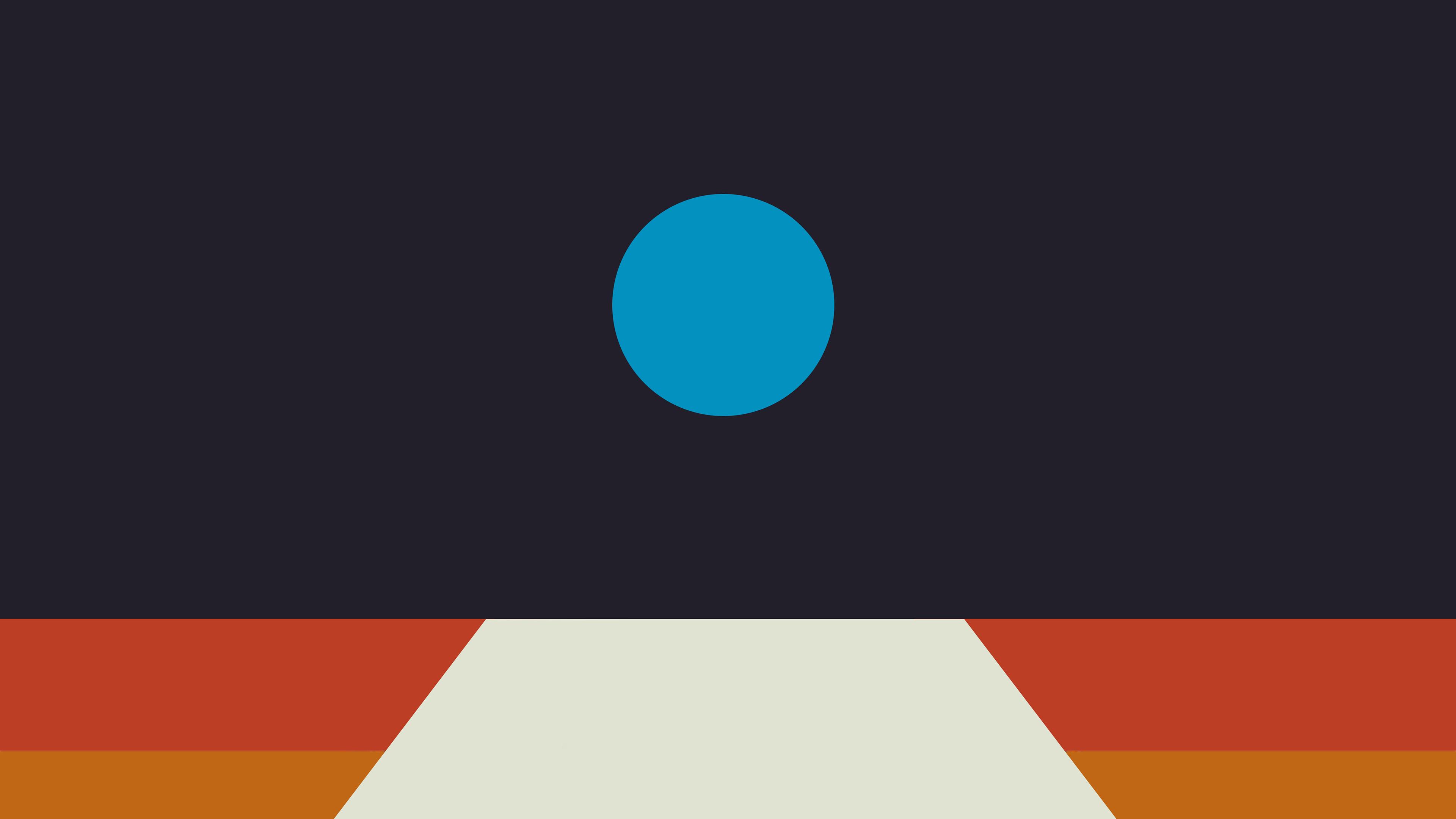 Minimalist Abstract Desktop Wallpaper 4k 3840x2160 Wallpaper Teahub Io