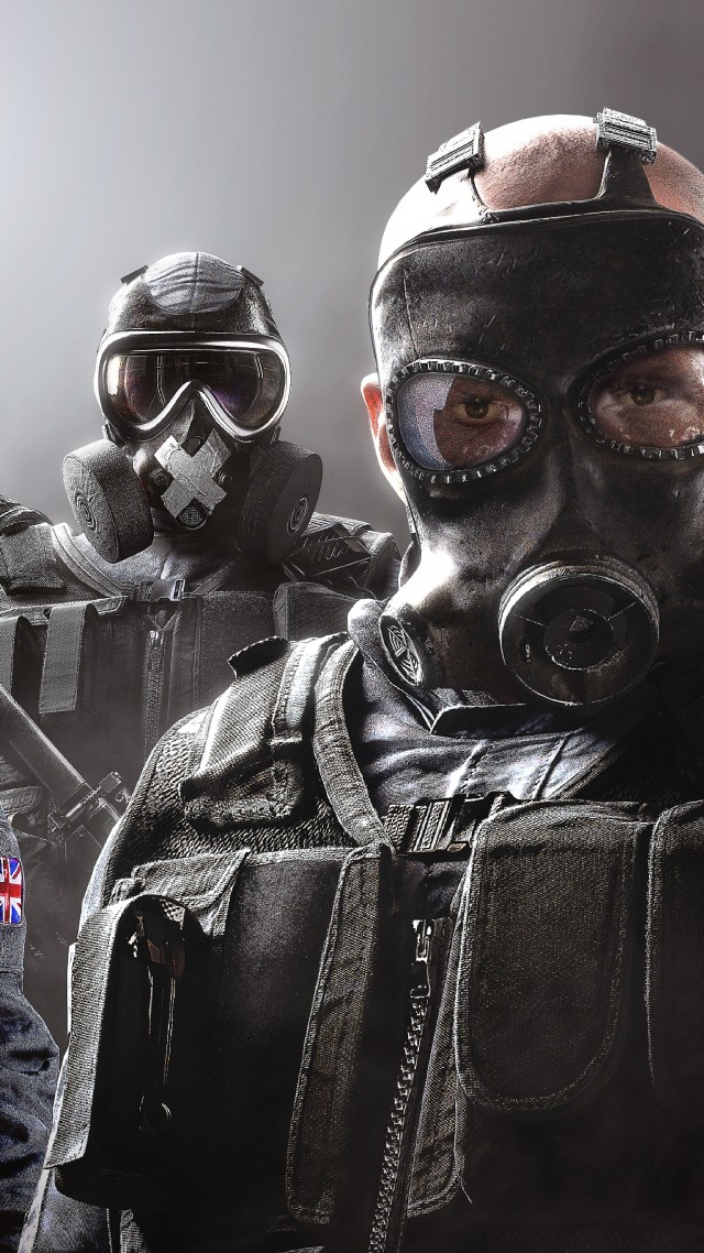 Siege, Best Game, Shooter, Fps, Pc, Ps4, Xbox One - Iphone Background Rainbow Six Siege - HD Wallpaper