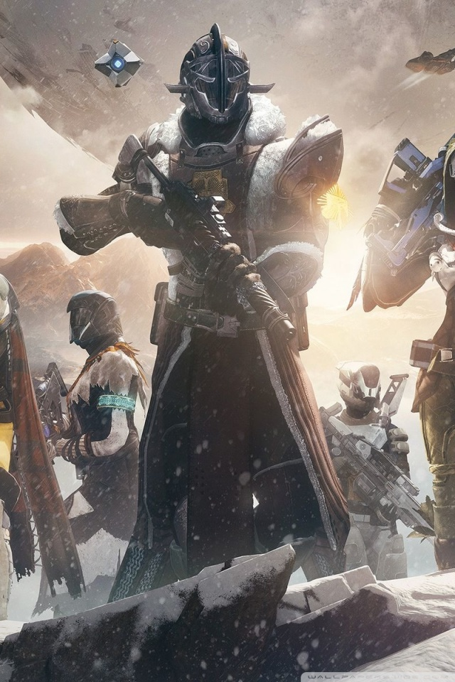 Destiny 2 Wallpaper 4k Phone 640x960 Wallpaper Teahub Io