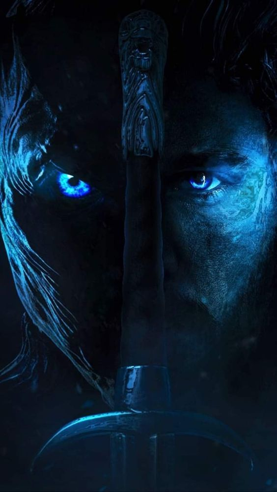 Game Of Thrones Night King Art - HD Wallpaper