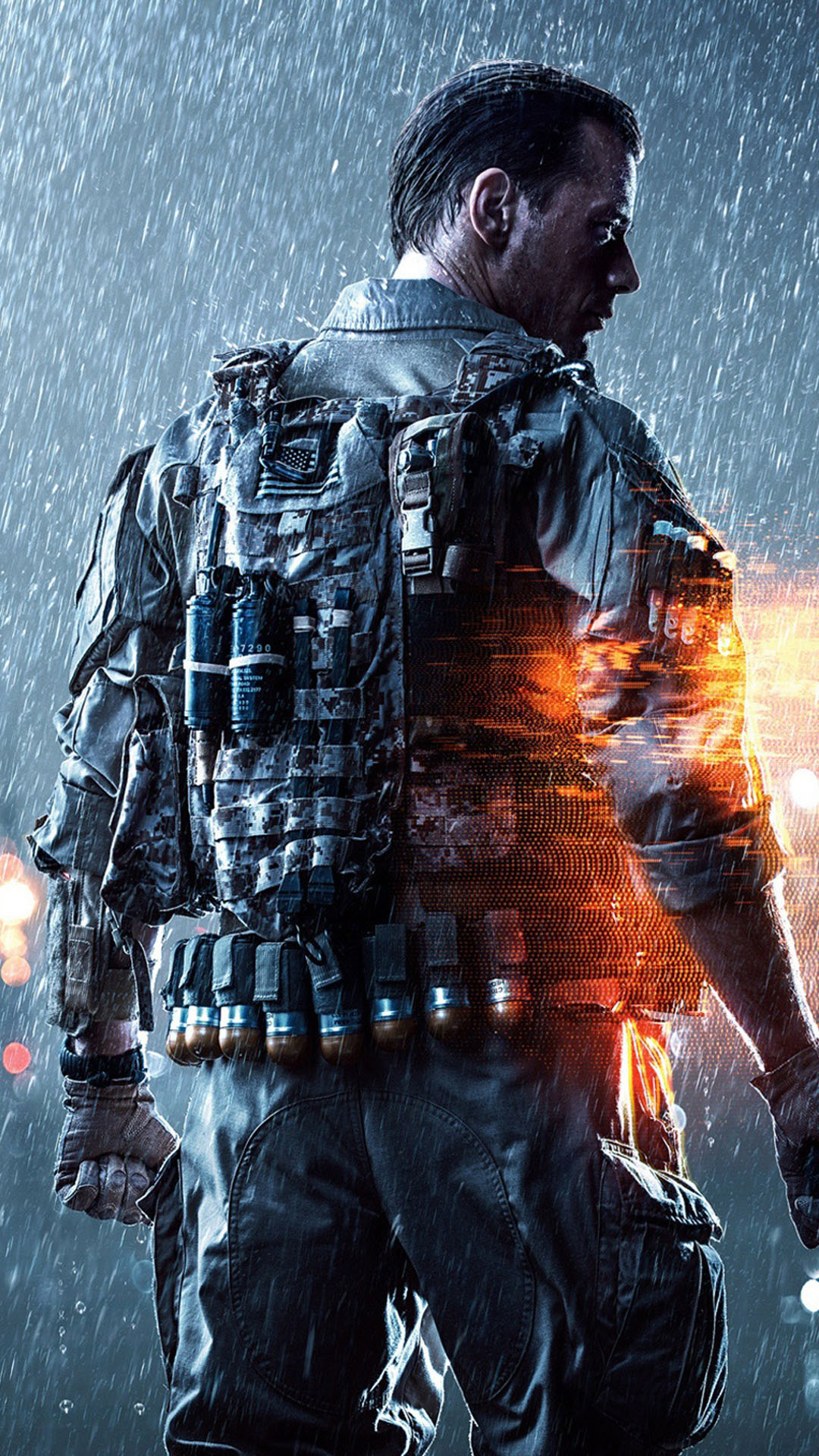 Battlefield 4 Wallpaper 4k Phone - HD Wallpaper