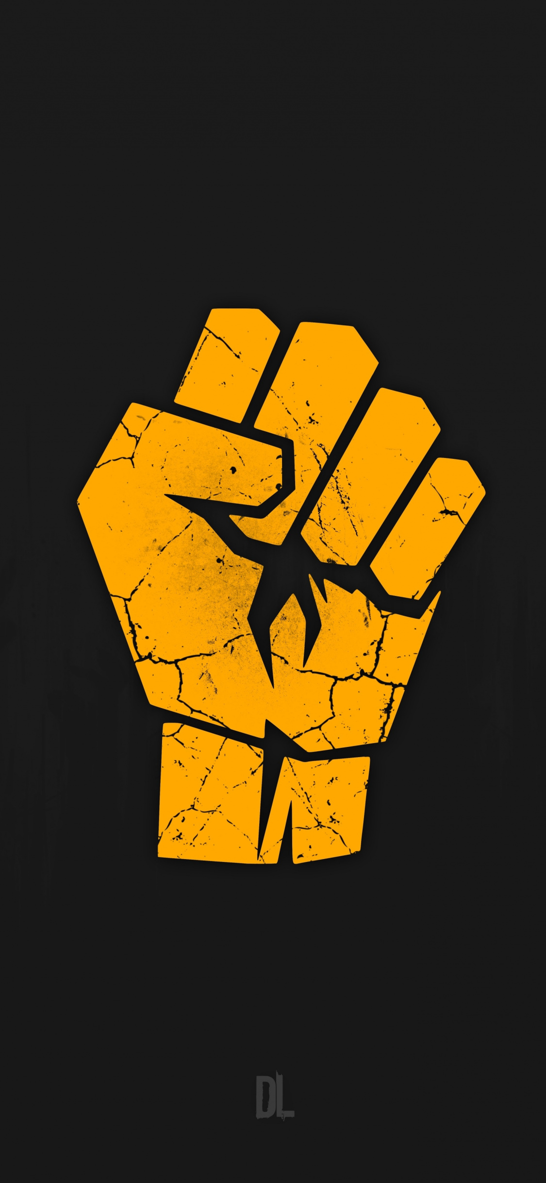 Fist Dying Light Video Game Minimal Wallpaper Gaming Minimalist Wallpaper 4k 1125x2436 Wallpaper Teahub Io