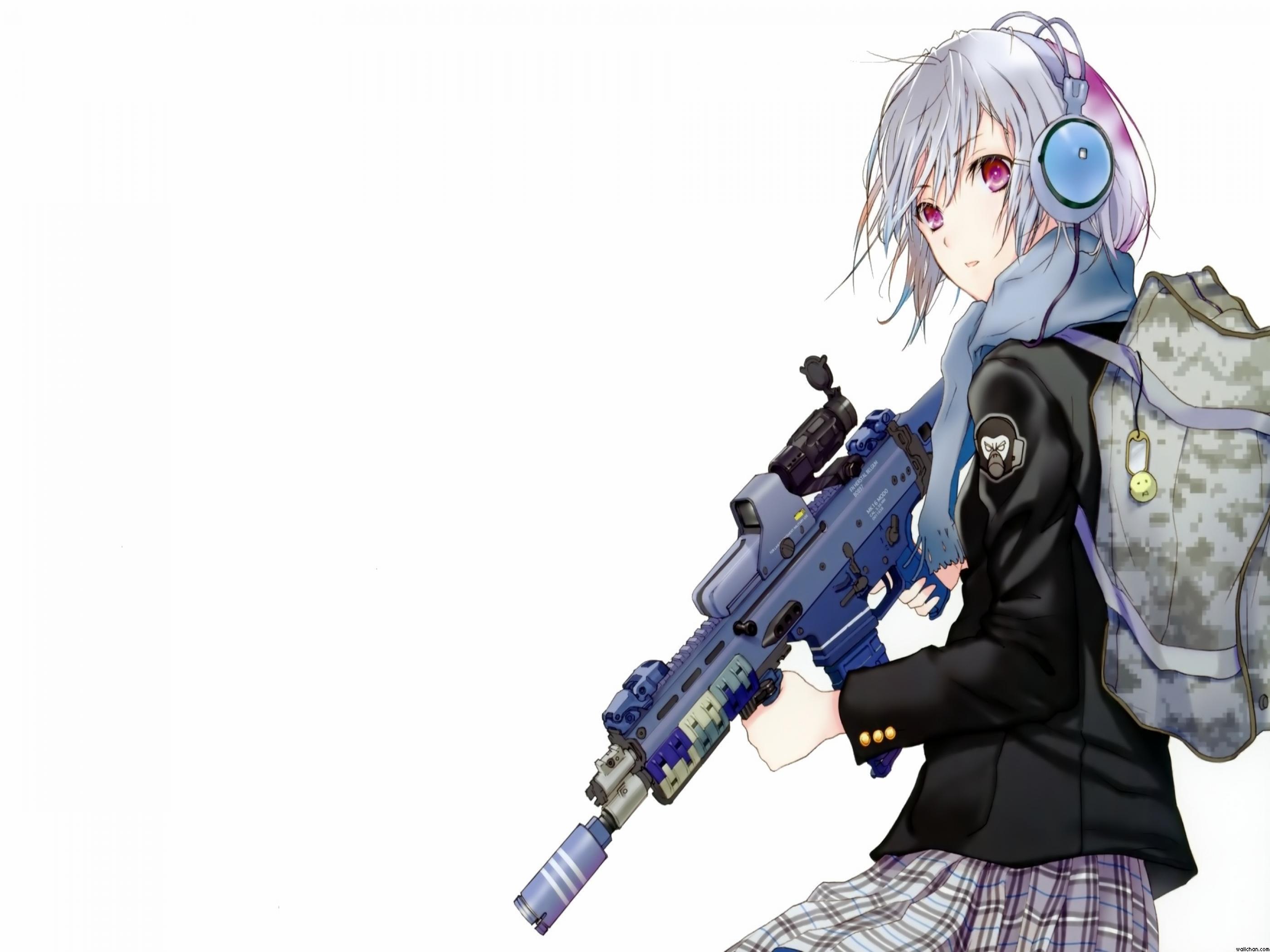 Gamer girl anime Anime Girls