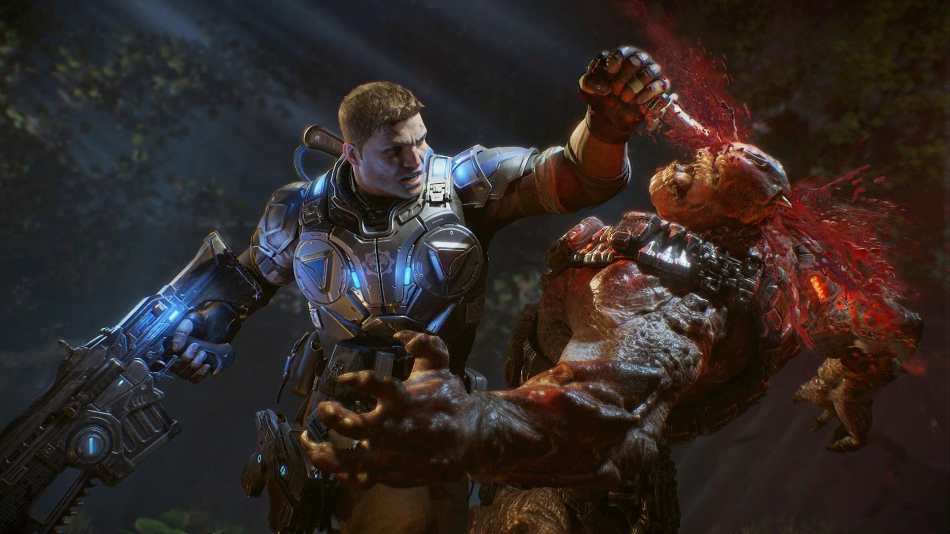 Gears Of War 4 - HD Wallpaper